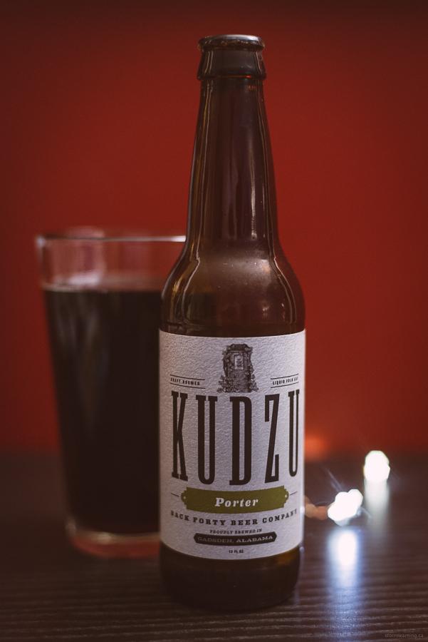 Back Forty Beer Company Kudzu Porter