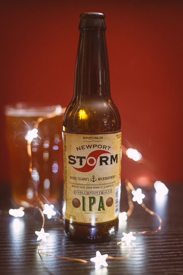 Newport Storm India Point Ale IPA
