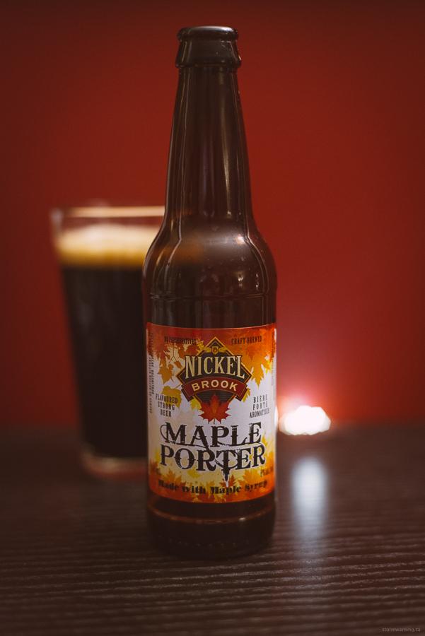 Nickel Brook Maple Porter