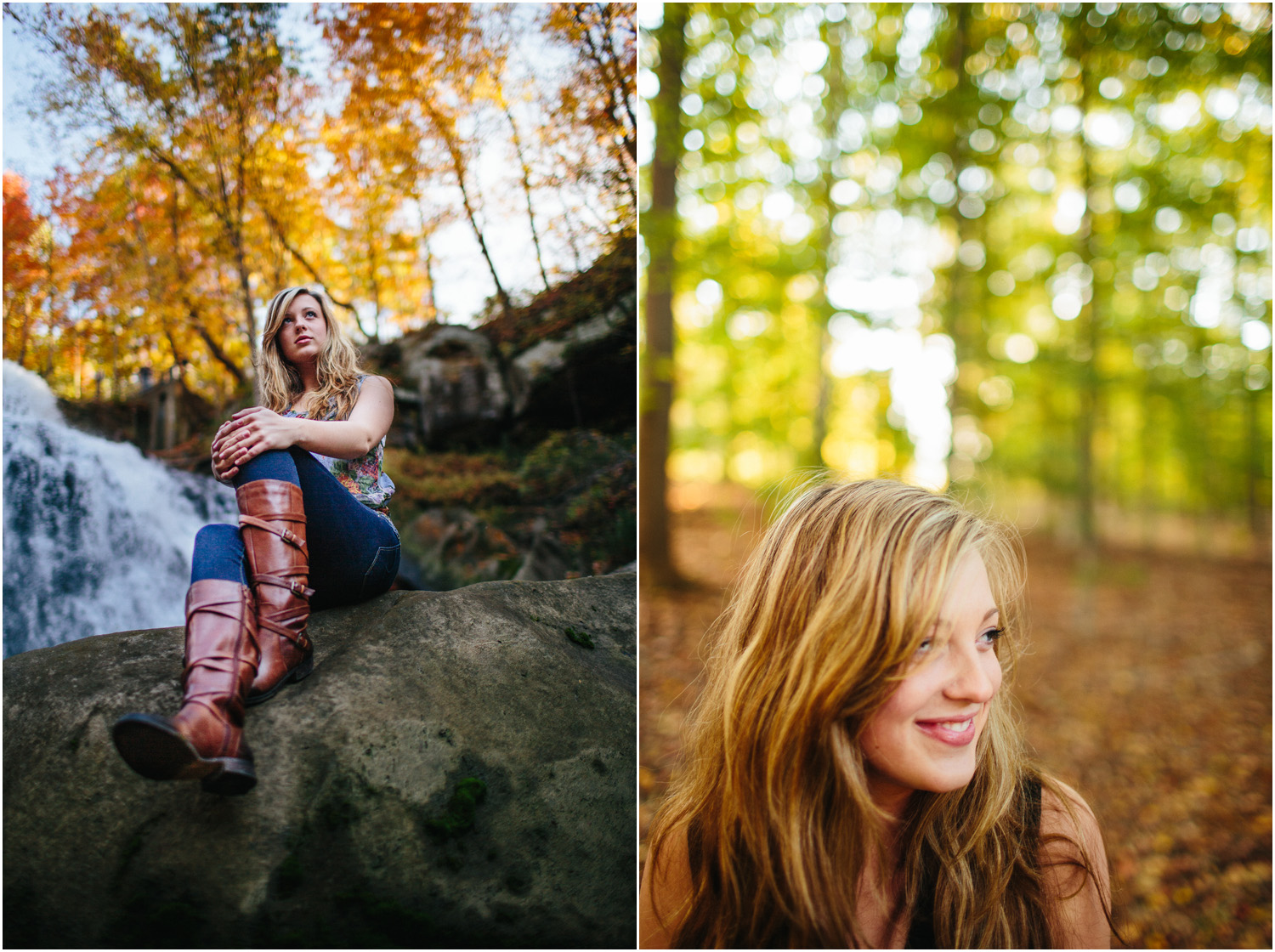 What a beautiful girl! - Shelby Searcy - Cleveland Senior Portraits