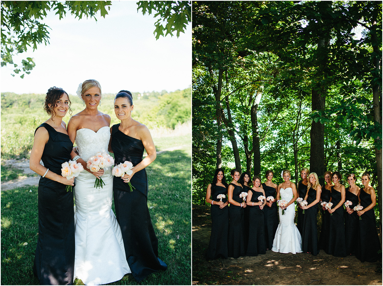 Pretty girls. - Creative Cleveland Wedding Photographer - Rocky River Metro Parks
