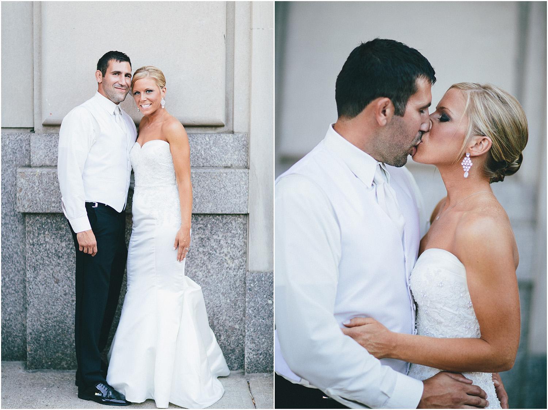 Creative Cleveland Wedding Photographer - Ohio City