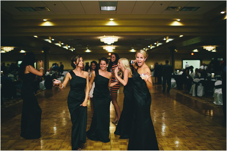 The girls! - Creative Cleveland Wedding Photographer