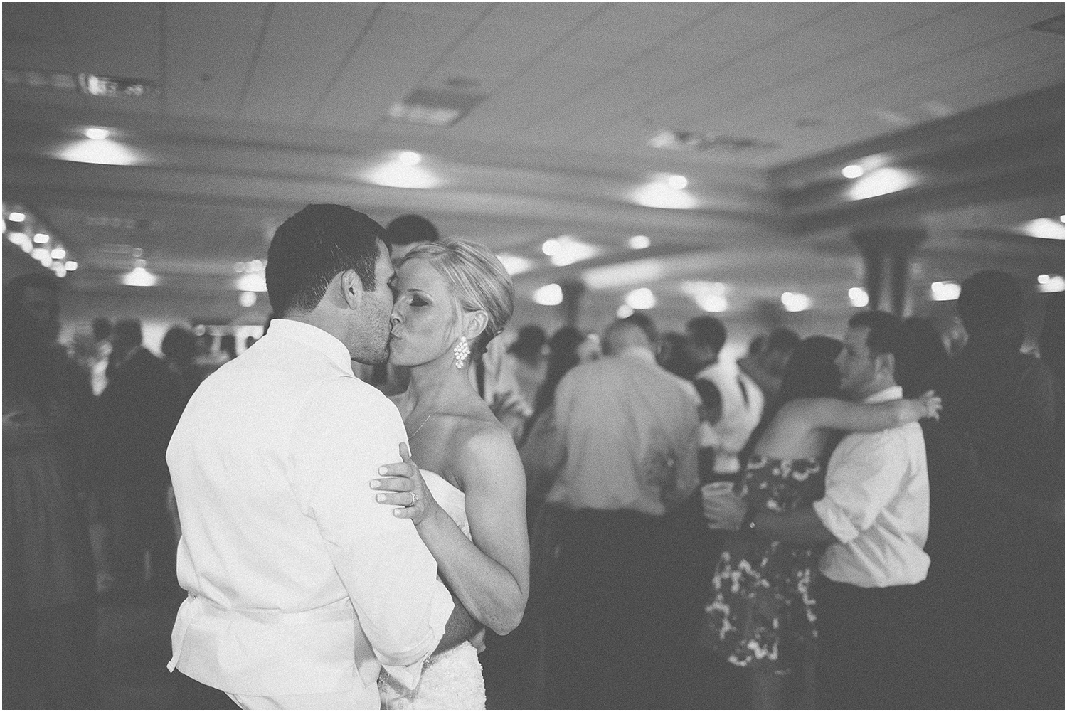 The last dance - Creative Cleveland Wedding Photographer