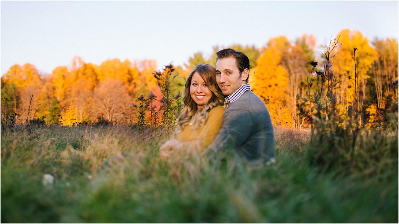 What a gorgeous autumn! Cleveland Wedding Photographer