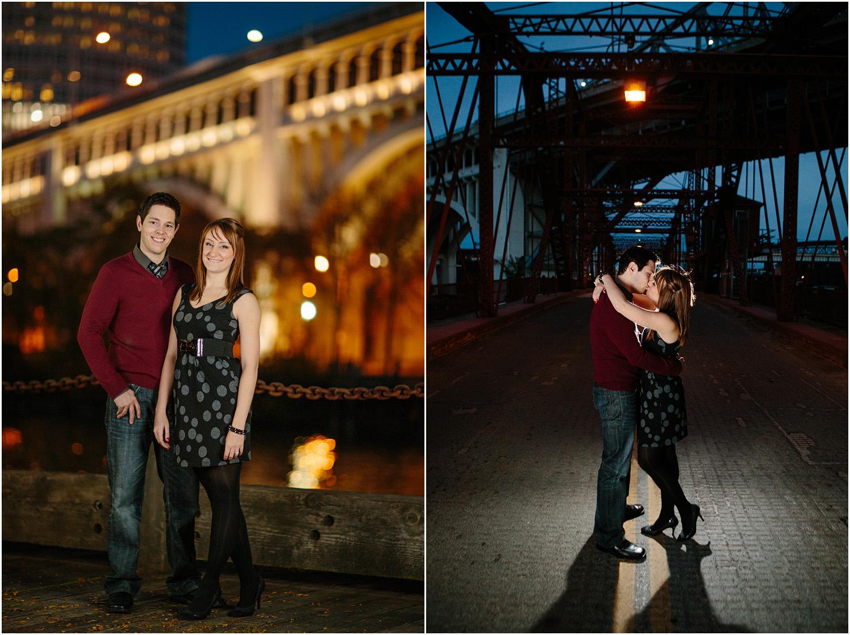 Awesomeness - Cleveland Engagement Photographer