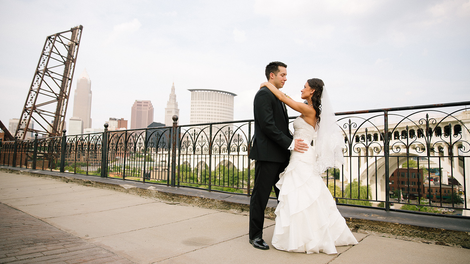 Cleveland Wedding Photographer - Windows on the River - Mere and Joe - too much awesomeness
