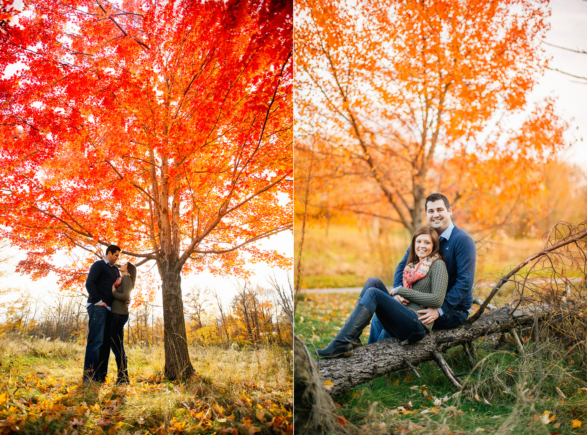 Patterson Fruit Farm Fall Engagement Session Photos in Cleveland 07.jpg