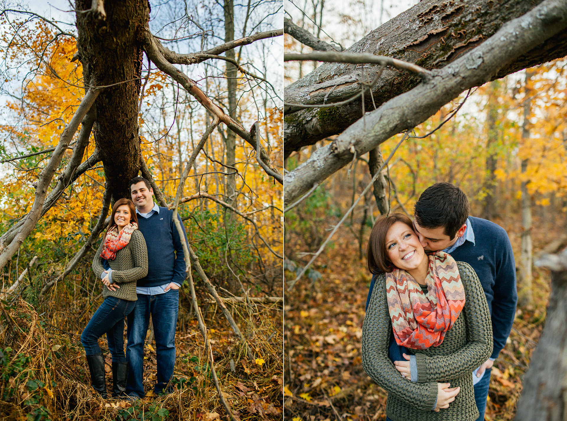 Patterson Fruit Farm Fall Engagement Session Photos in Cleveland 09.jpg