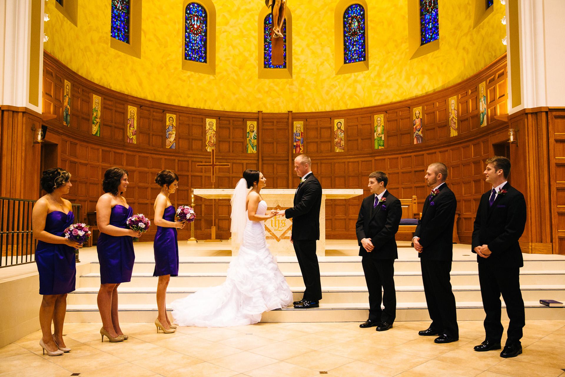 Cleveland Wedding Photographer St Christopher's Church Red Tail Golf Club 07.jpg