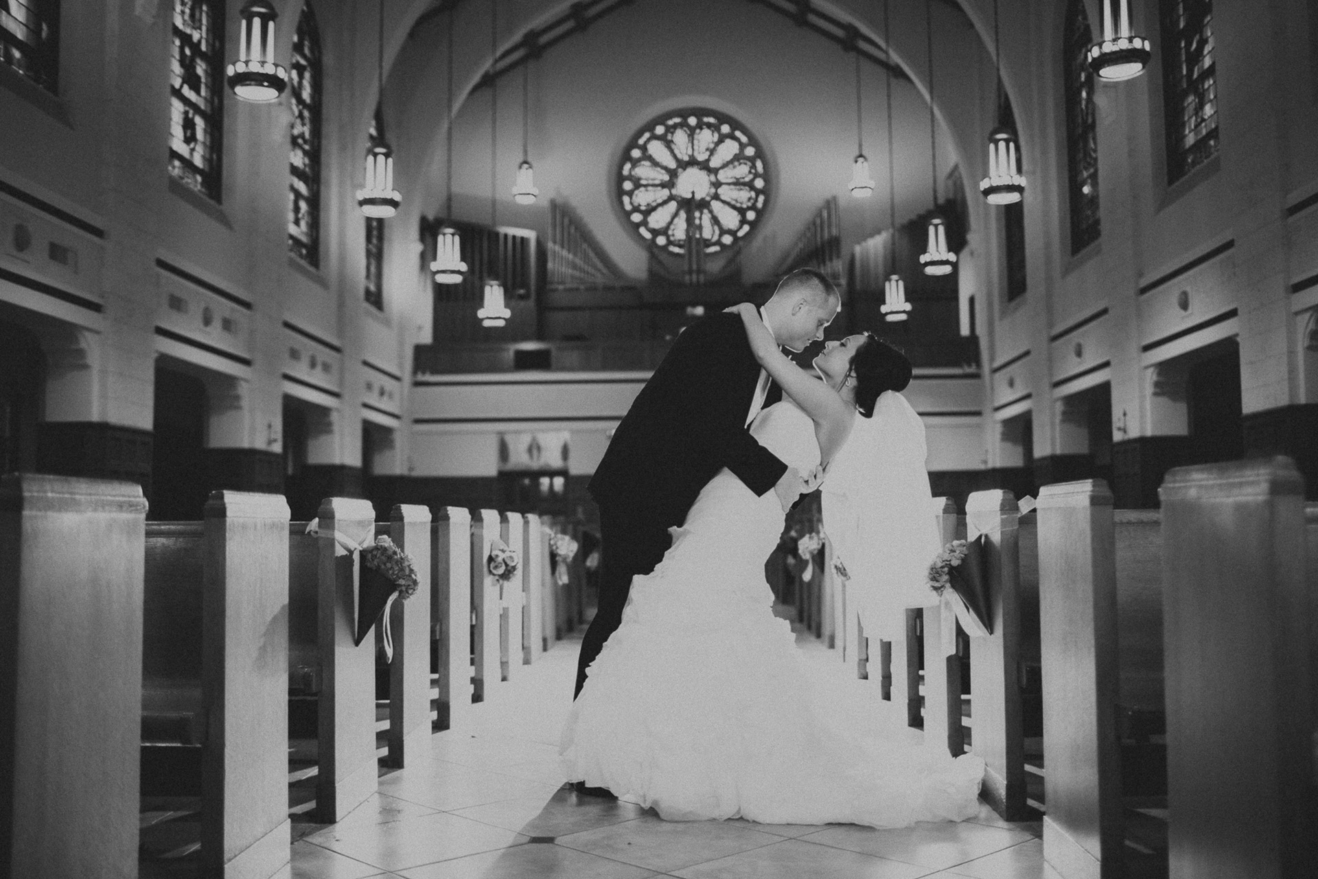 Cleveland Wedding Photographer St Christopher's Church Red Tail Golf Club 12.jpg