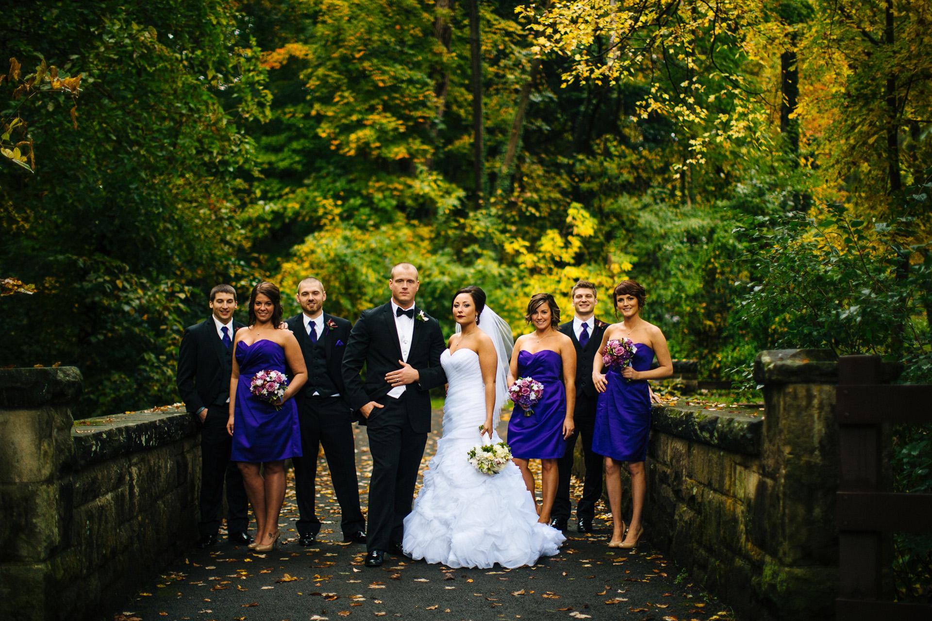 Cleveland Wedding Photographer St Christopher's Church Red Tail Golf Club 18.jpg
