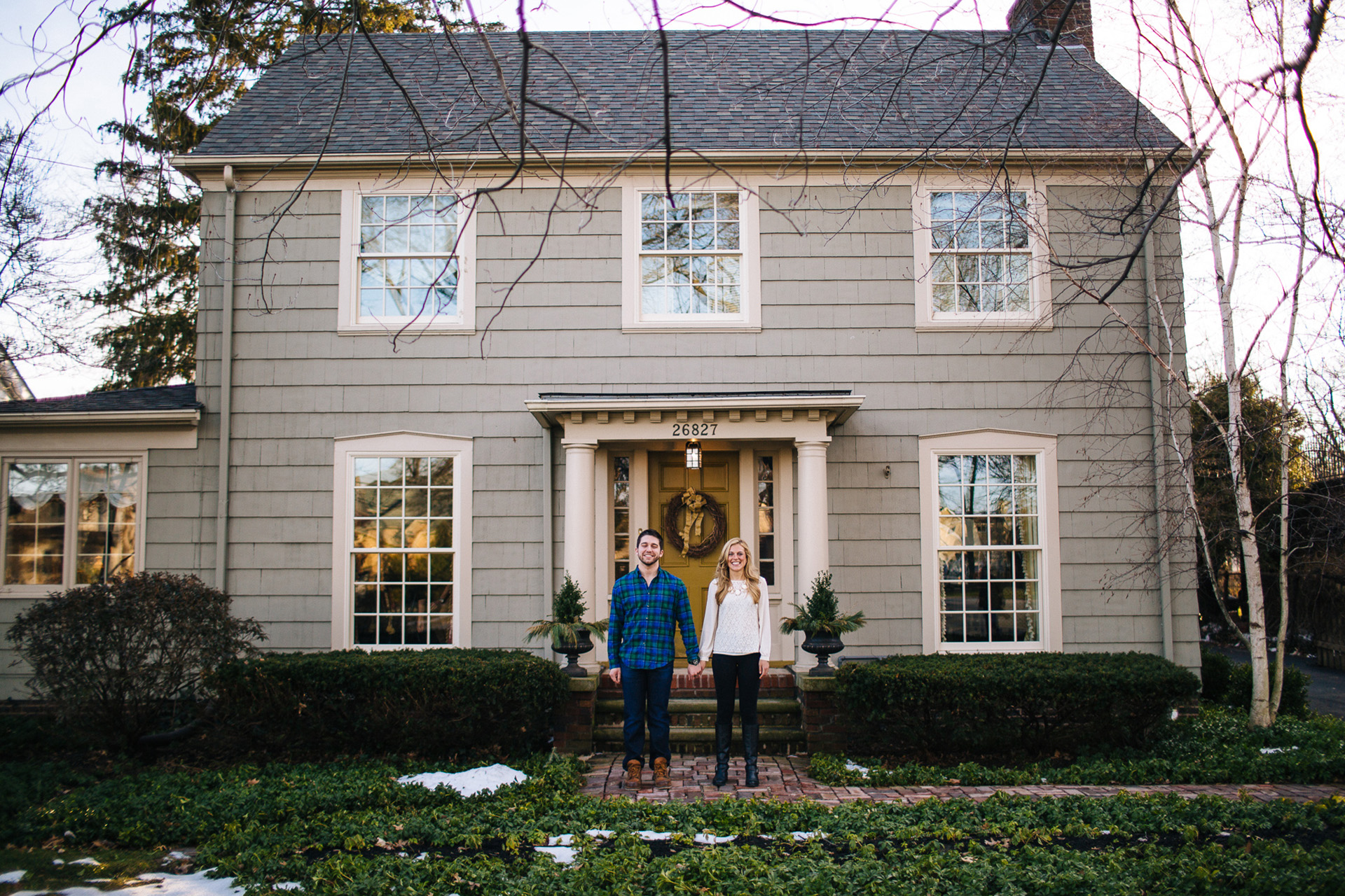 Winter Engagement Session in Bay Village - Too Much Awesomeness - Cleveland Wedding Photographer 02.jpg