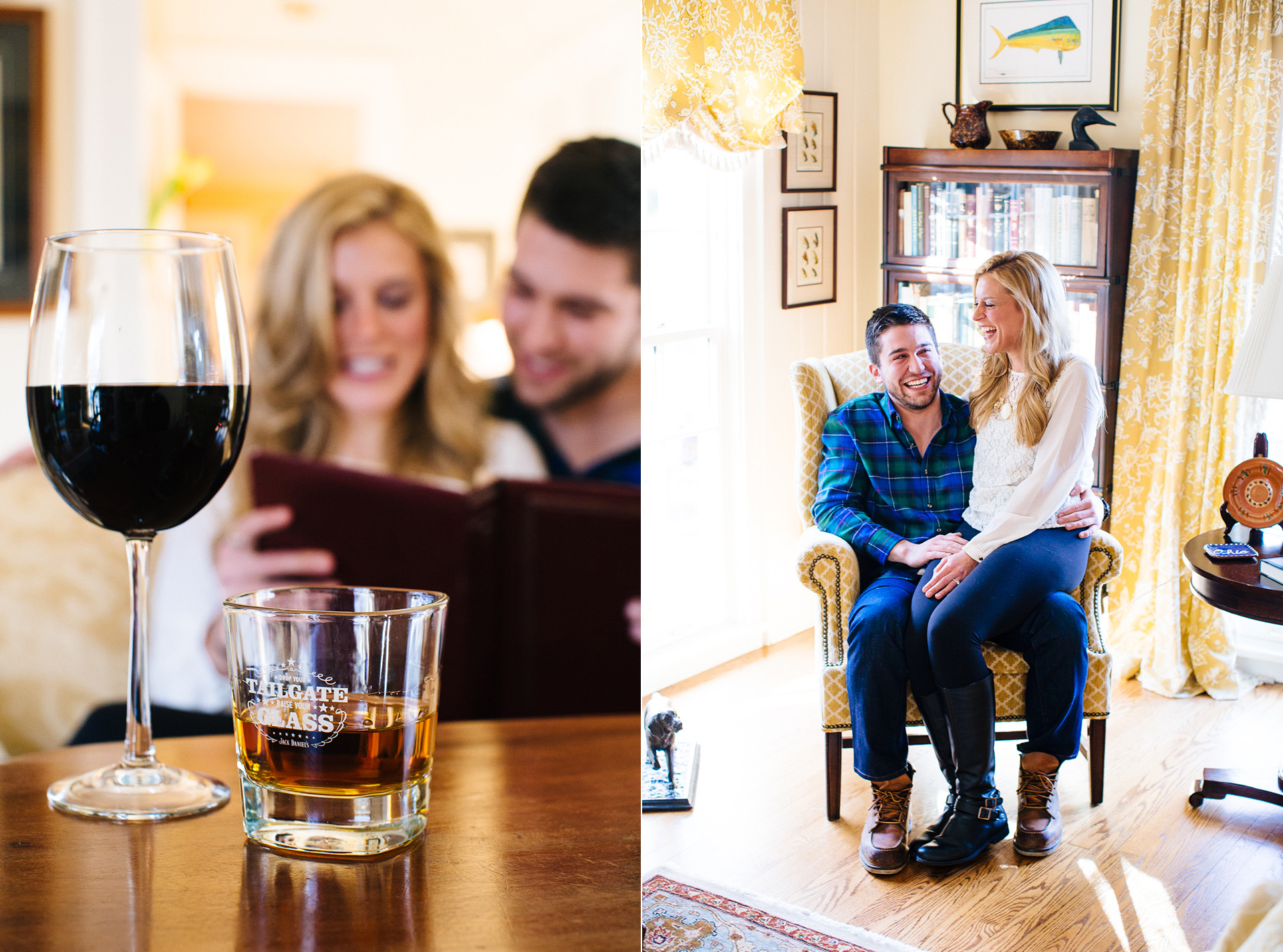 Winter Engagement Session in Bay Village - Too Much Awesomeness - Cleveland Wedding Photographer 05.jpg