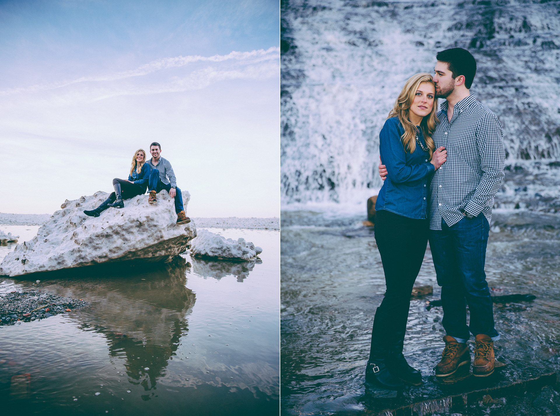 Winter Engagement Session in Bay Village - Too Much Awesomeness - Cleveland Wedding Photographer 15.jpg