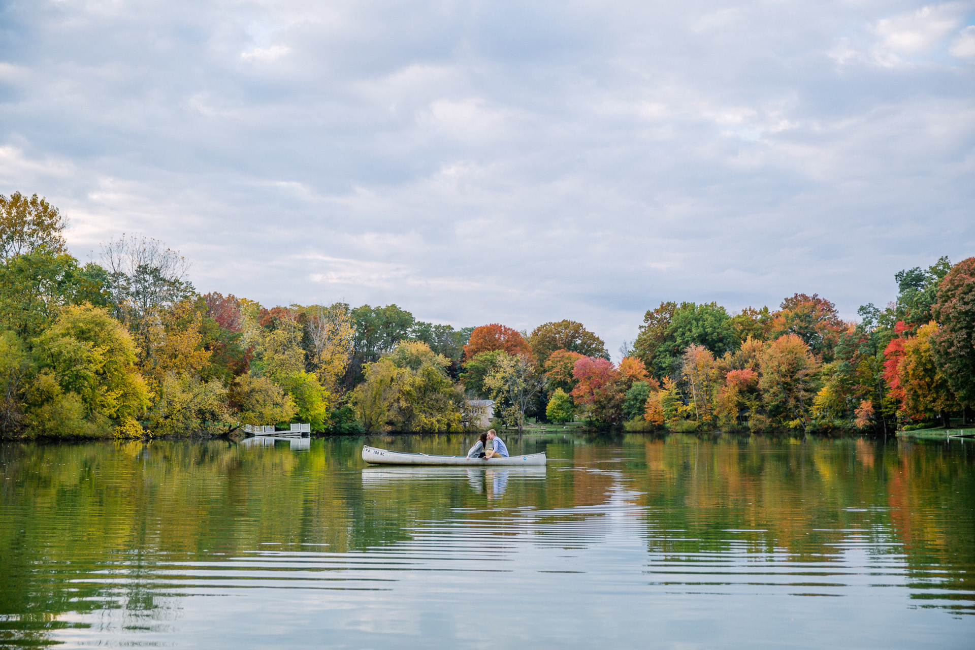 Fall Engagement Session at the Lake in Cleveland 09.jpg