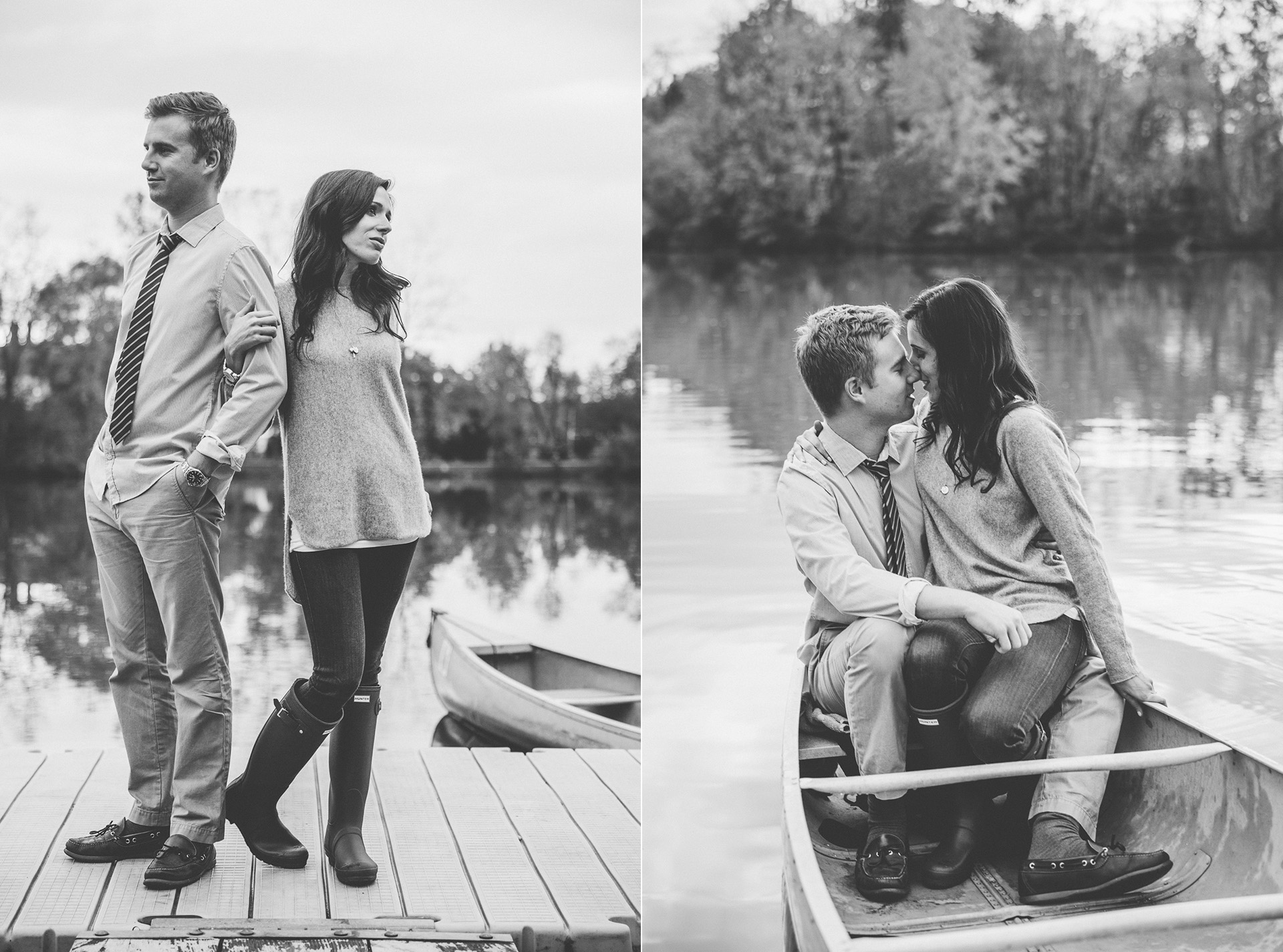 Fall Engagement Session at the Lake in Cleveland 13.jpg