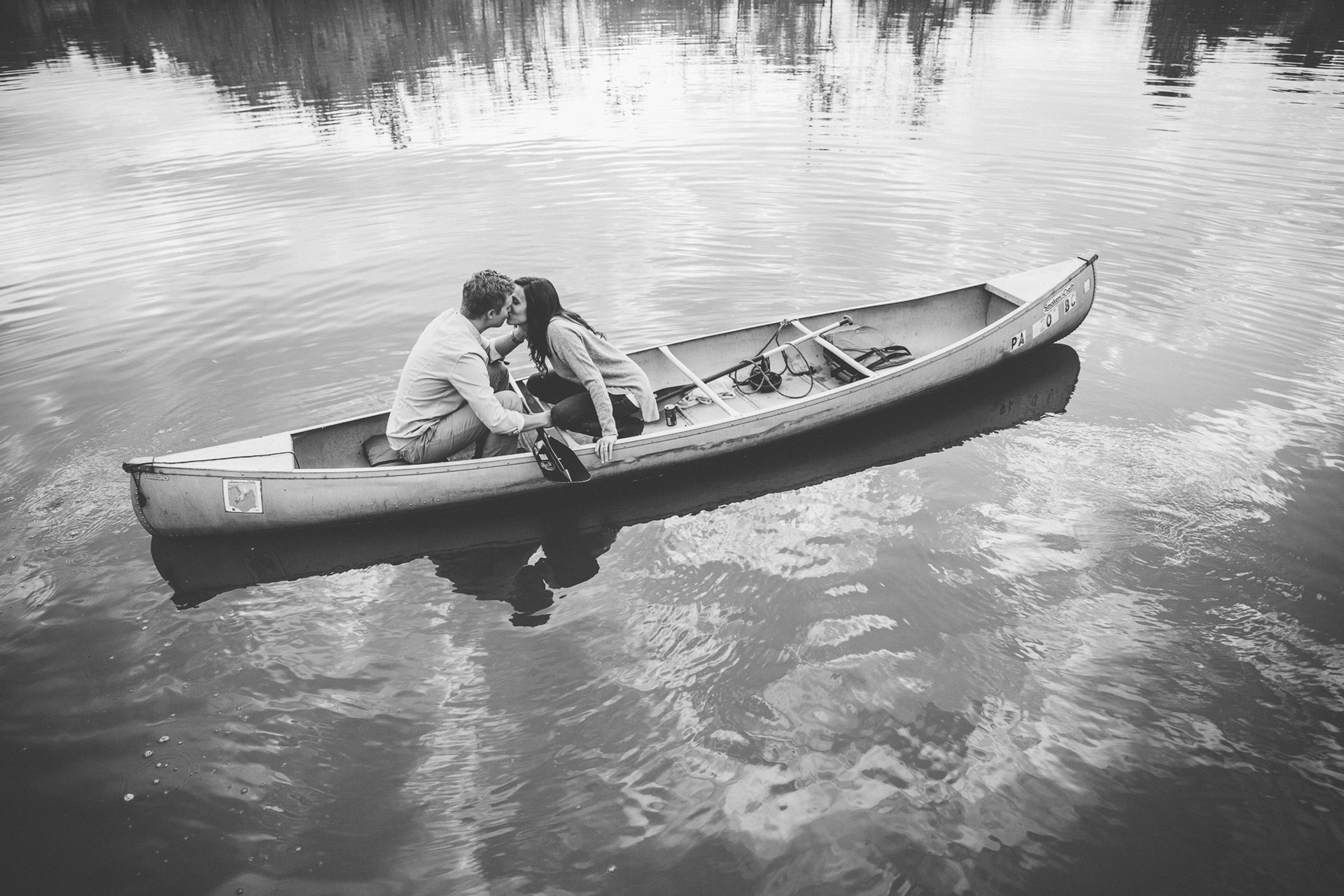 Fall Engagement Session at the Lake in Cleveland 11.jpg