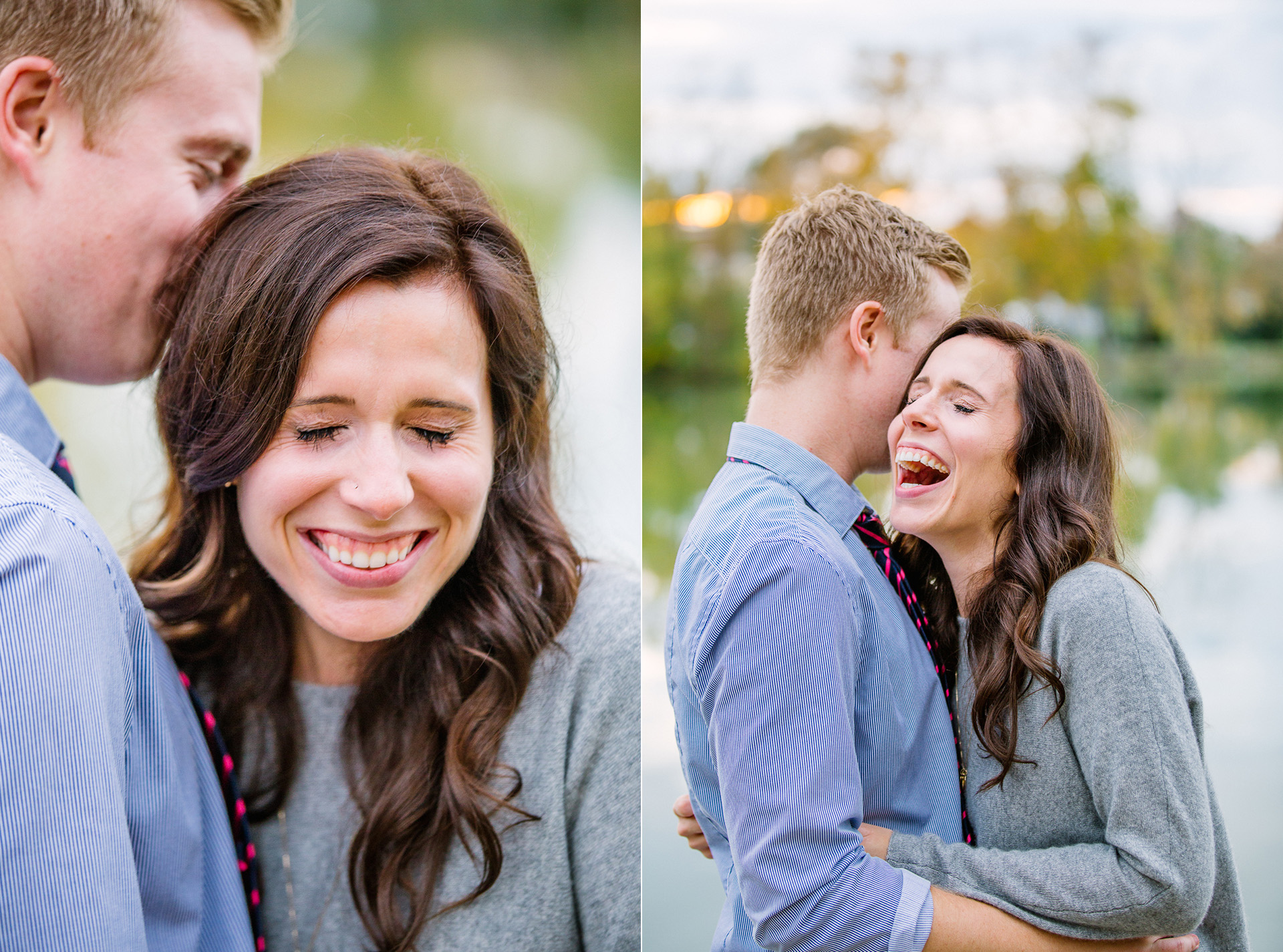 Fall Engagement Session at the Lake in Cleveland 15.jpg