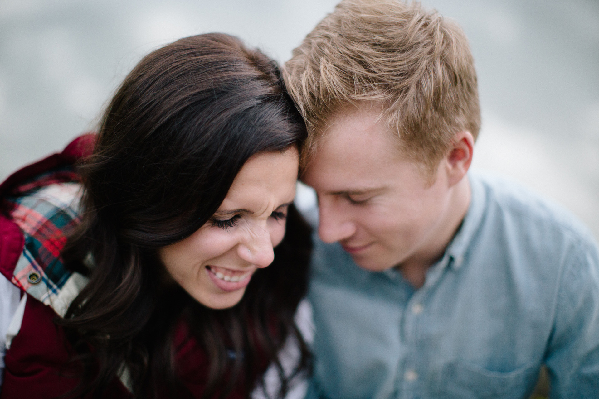 Fall Engagement Session at the Lake in Cleveland 17.jpg