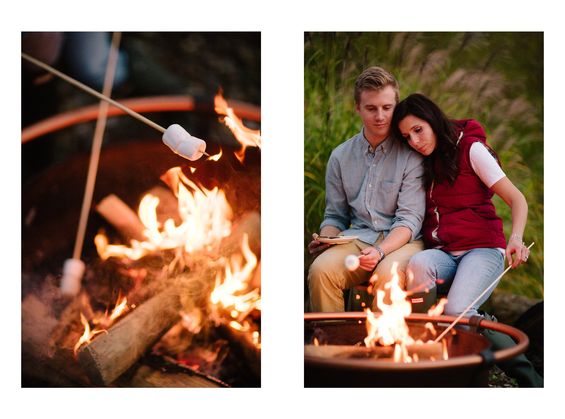 Fall Engagement Session at the Lake in Cleveland 20.jpg