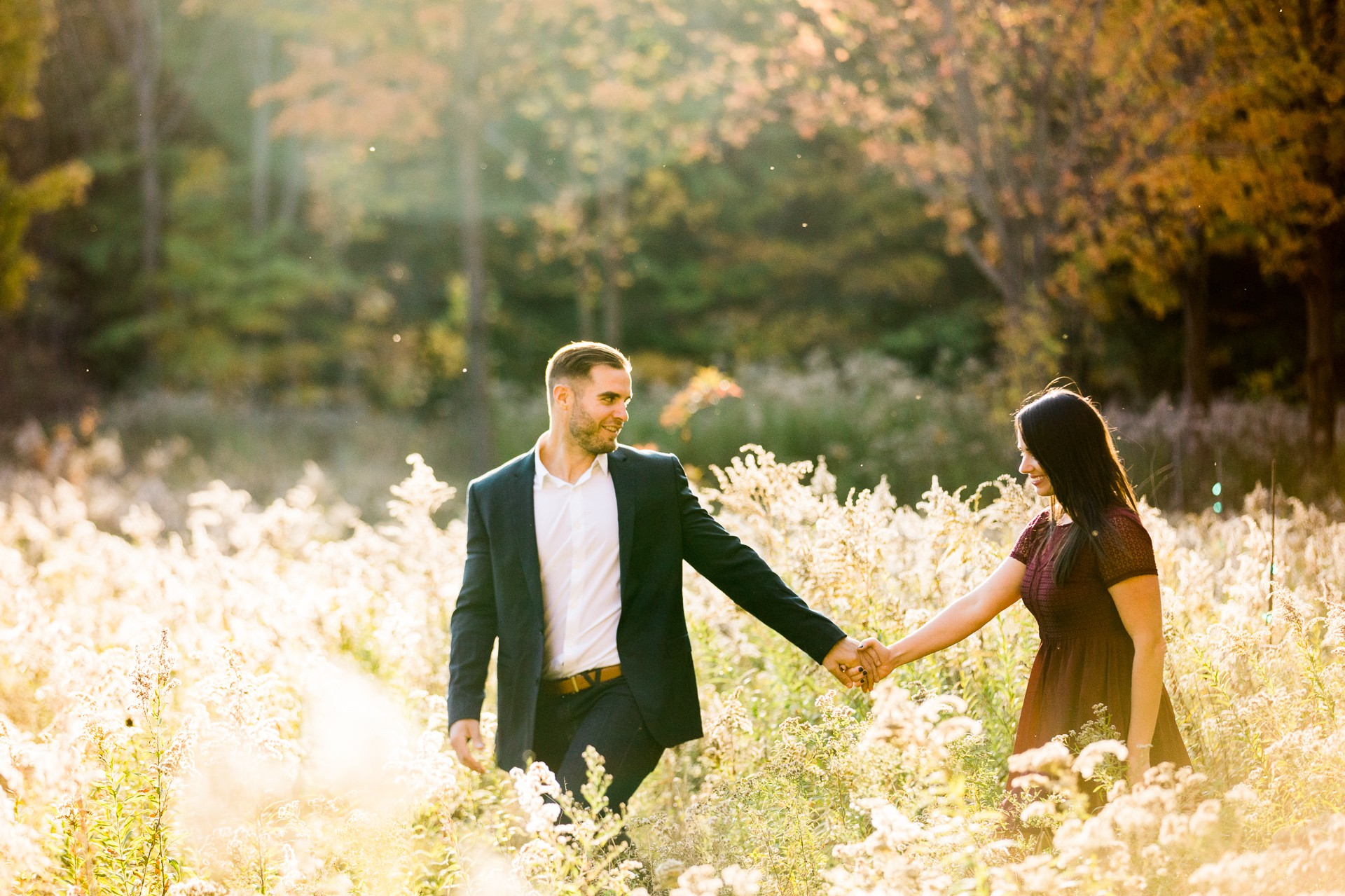 Cleveland Fall Engagement Photos at Patterson Fruit Farm 1.jpg