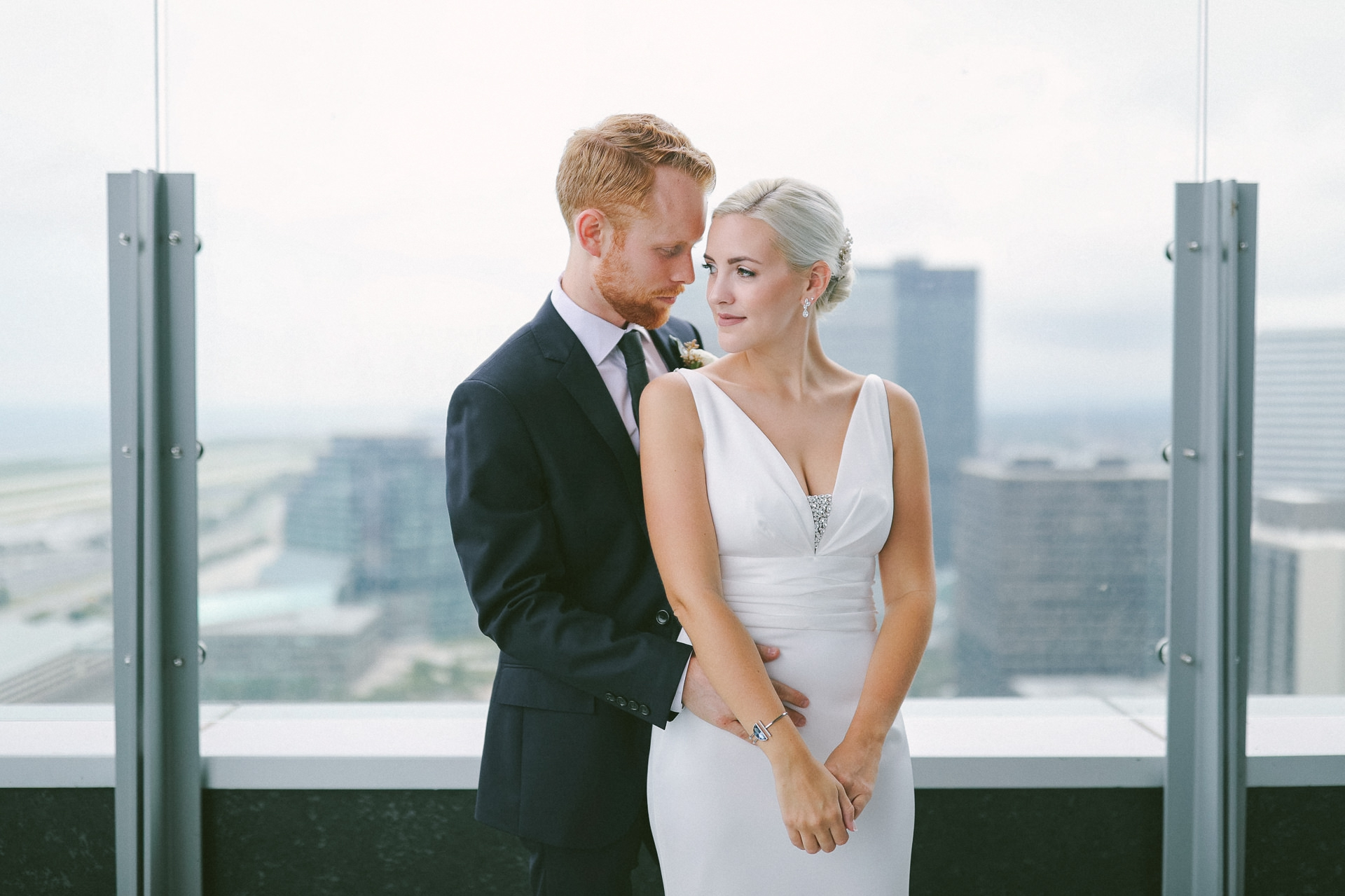 Hilton Cleveland Downtown Hotel Wedding Photographer Photos 31.jpg
