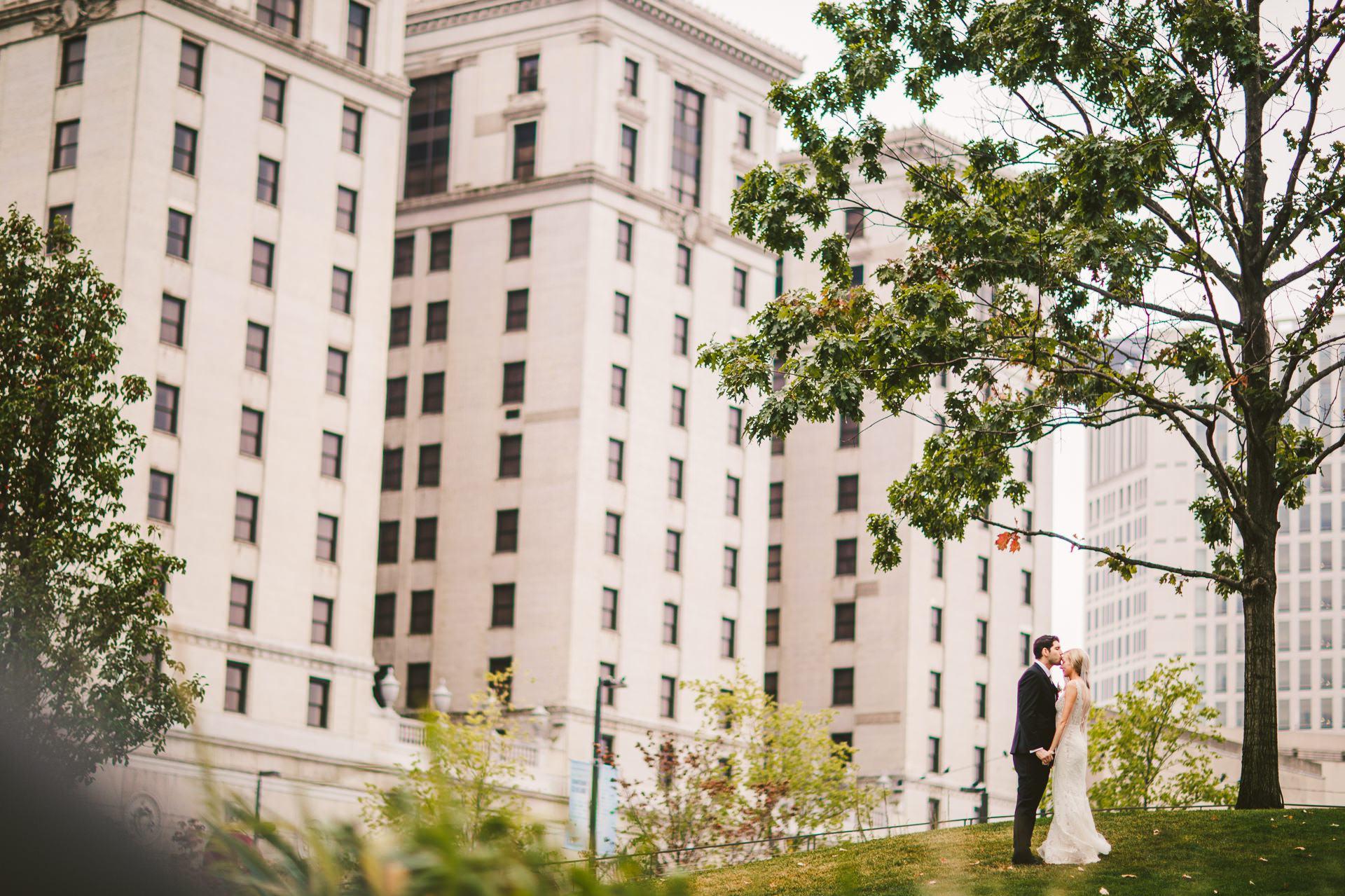Aloft Hotel Alley Cat Oyster Bar Wedding in Cleveland 33.jpg