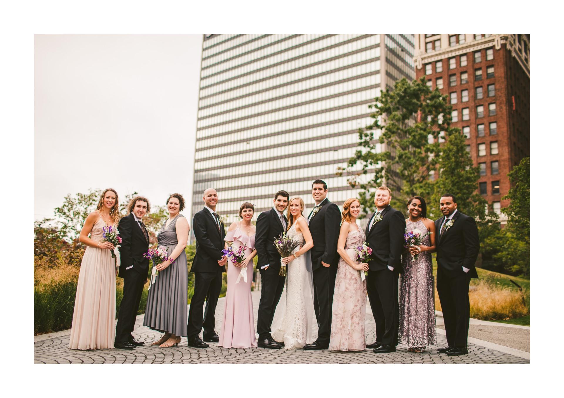 Aloft Hotel Alley Cat Oyster Bar Wedding in Cleveland 34.jpg