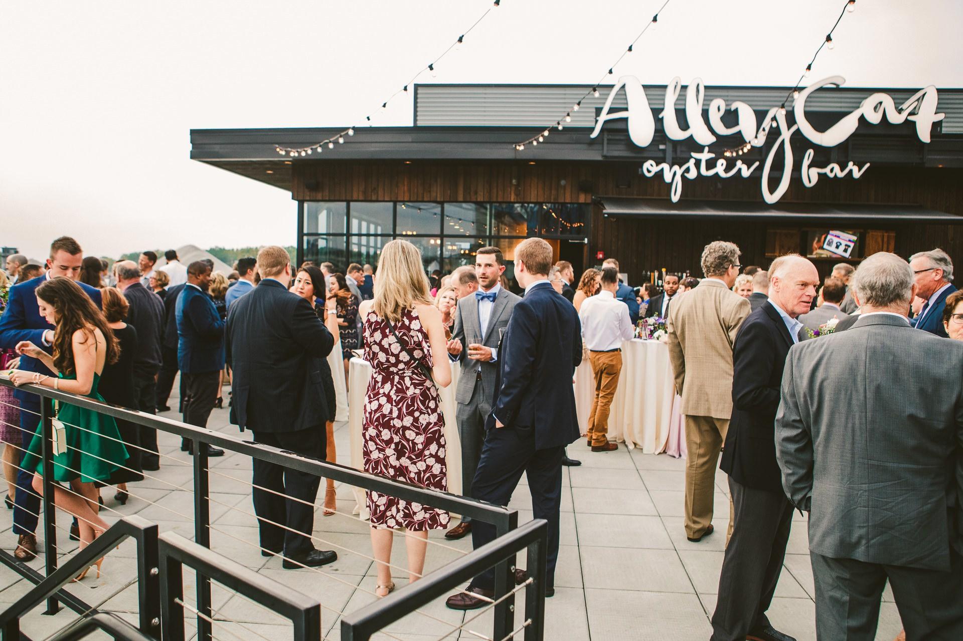 Aloft Hotel Alley Cat Oyster Bar Wedding in Cleveland 53.jpg