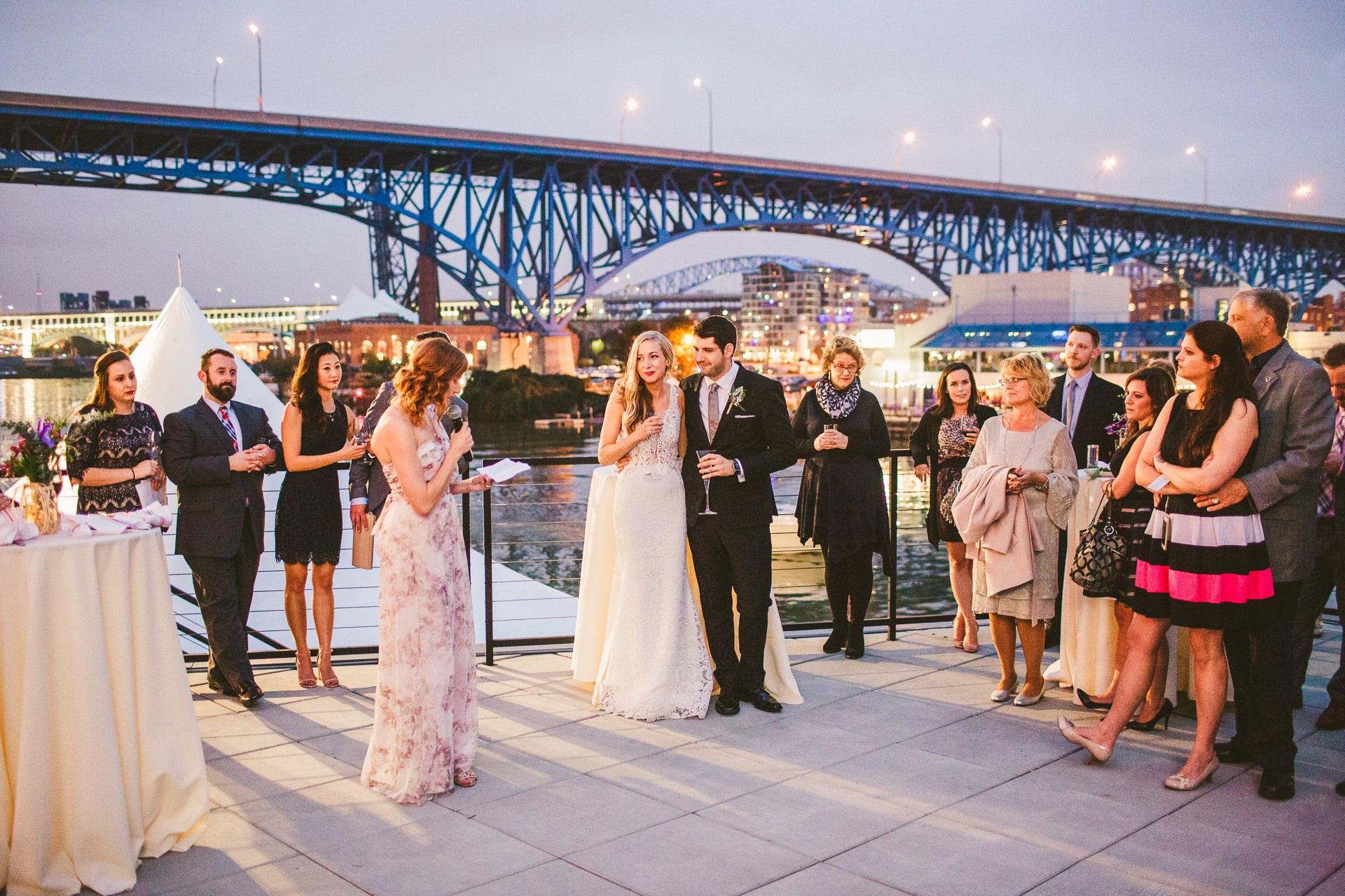 Aloft Hotel Alley Cat Oyster Bar Wedding in Cleveland 70.jpg