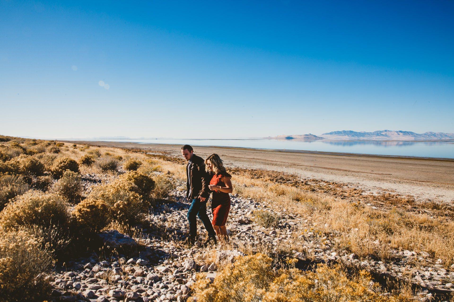 Antelope Island Salt Lake City Utah Engagement Photographer 4.jpg