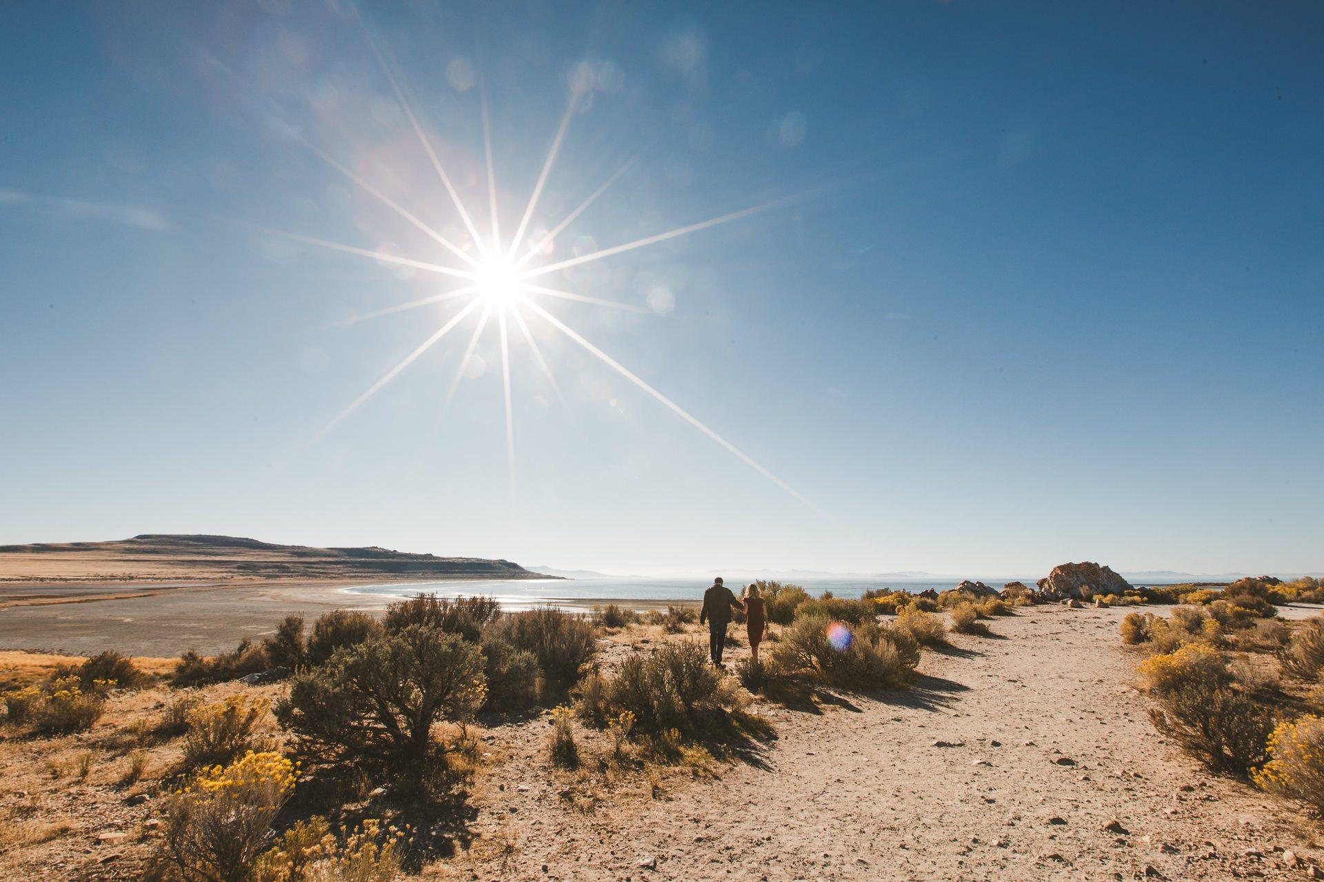 Antelope Island Salt Lake City Utah Engagement Photographer 8.jpg