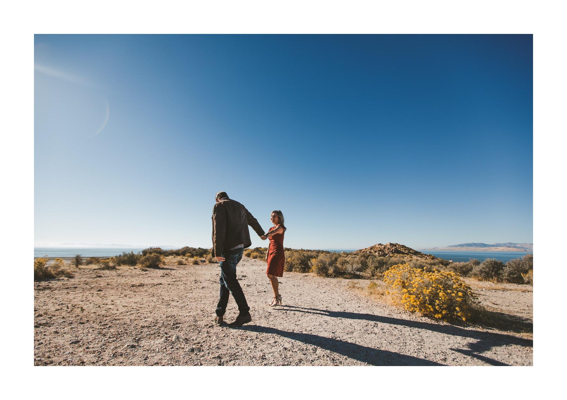 Antelope Island Salt Lake City Utah Engagement Photographer 7.jpg