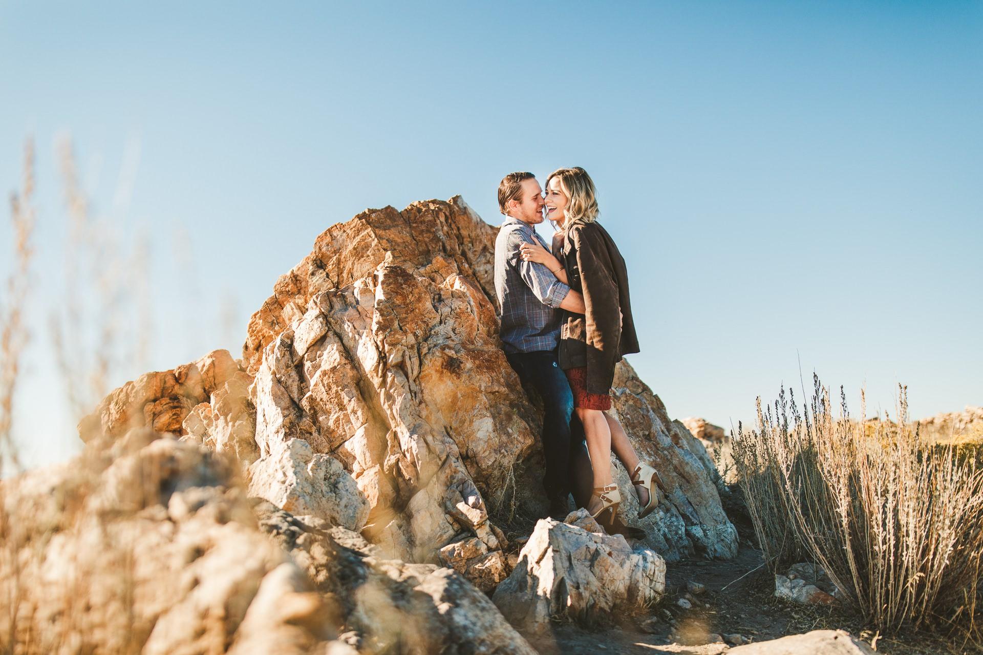 Antelope Island Salt Lake City Utah Engagement Photographer 11.jpg