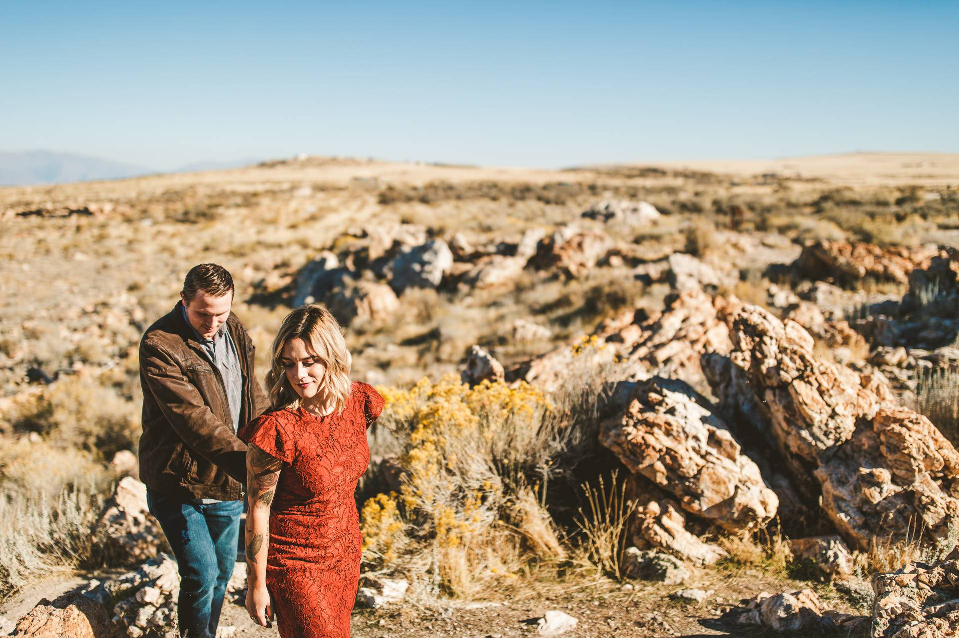 Antelope Island Salt Lake City Utah Engagement Photographer 17.jpg