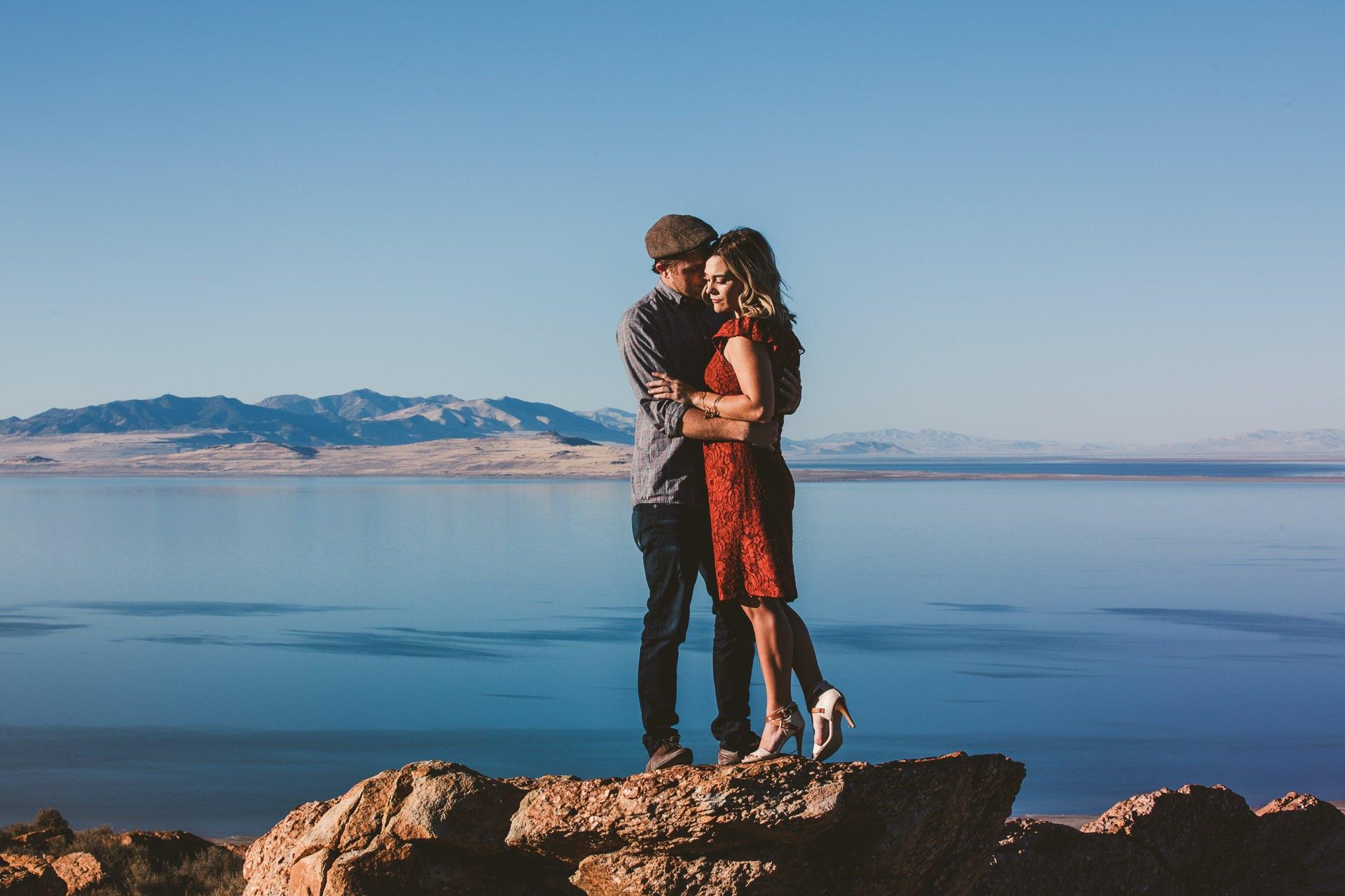 Antelope Island Salt Lake City Utah Engagement Photographer 28.jpg