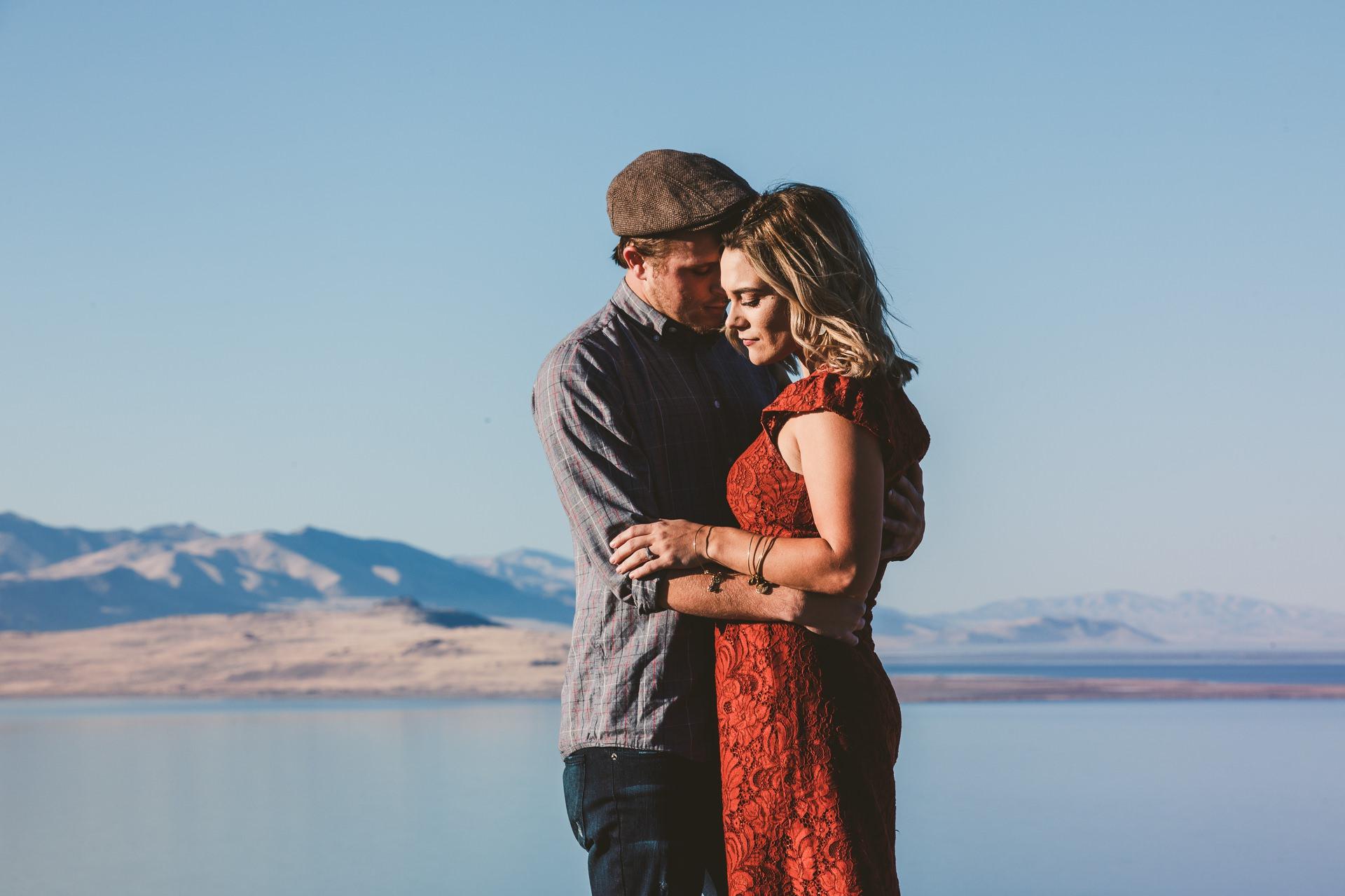Antelope Island Salt Lake City Utah Engagement Photographer 30.jpg