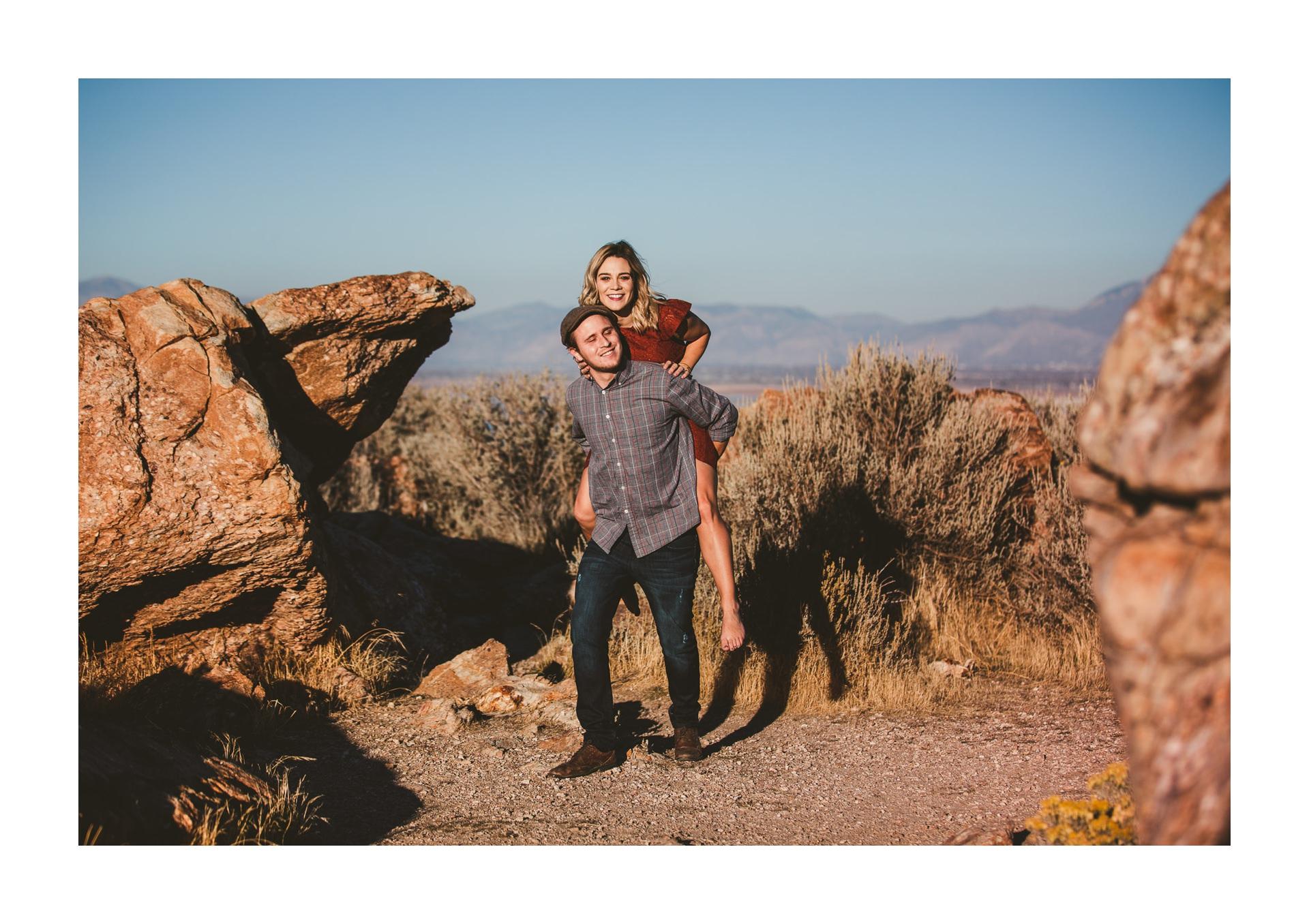 Antelope Island Salt Lake City Utah Engagement Photographer 34.jpg