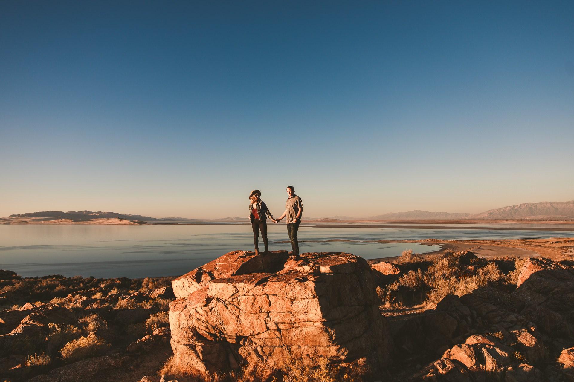 Antelope Island Salt Lake City Utah Engagement Photographer 52.jpg