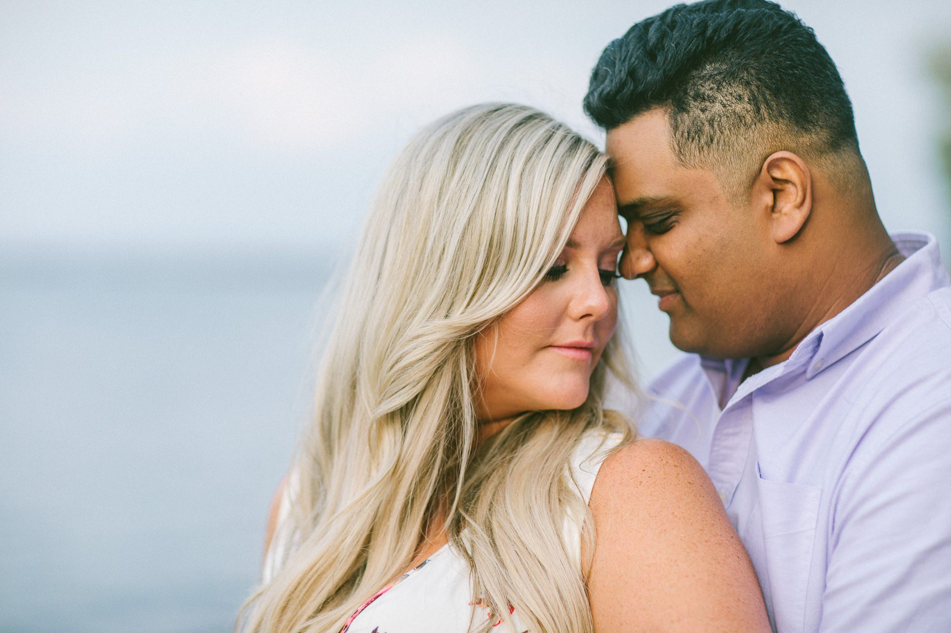 Edgewater Beach Engagement Session in Cleveland 1.jpg