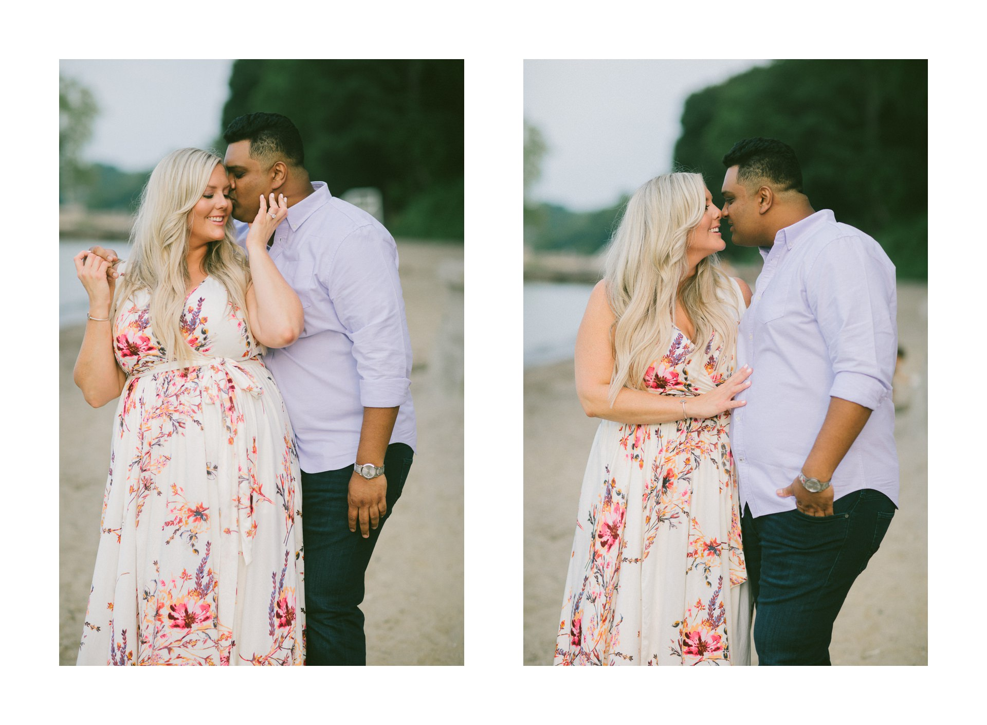 Edgewater Beach Engagement Session in Cleveland 2.jpg