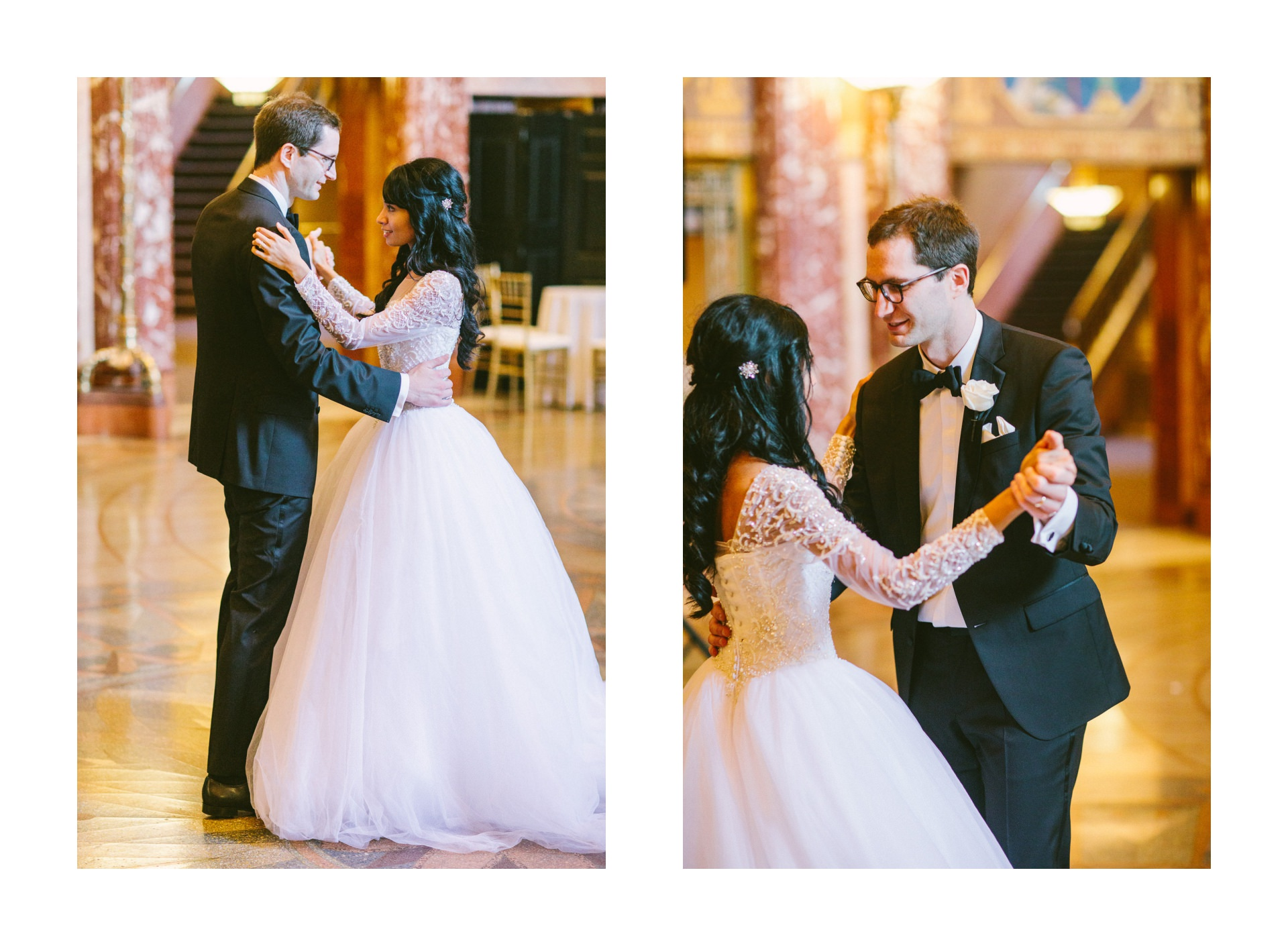 Severance Hall Wedding Photographer in Cleveland 49.jpg