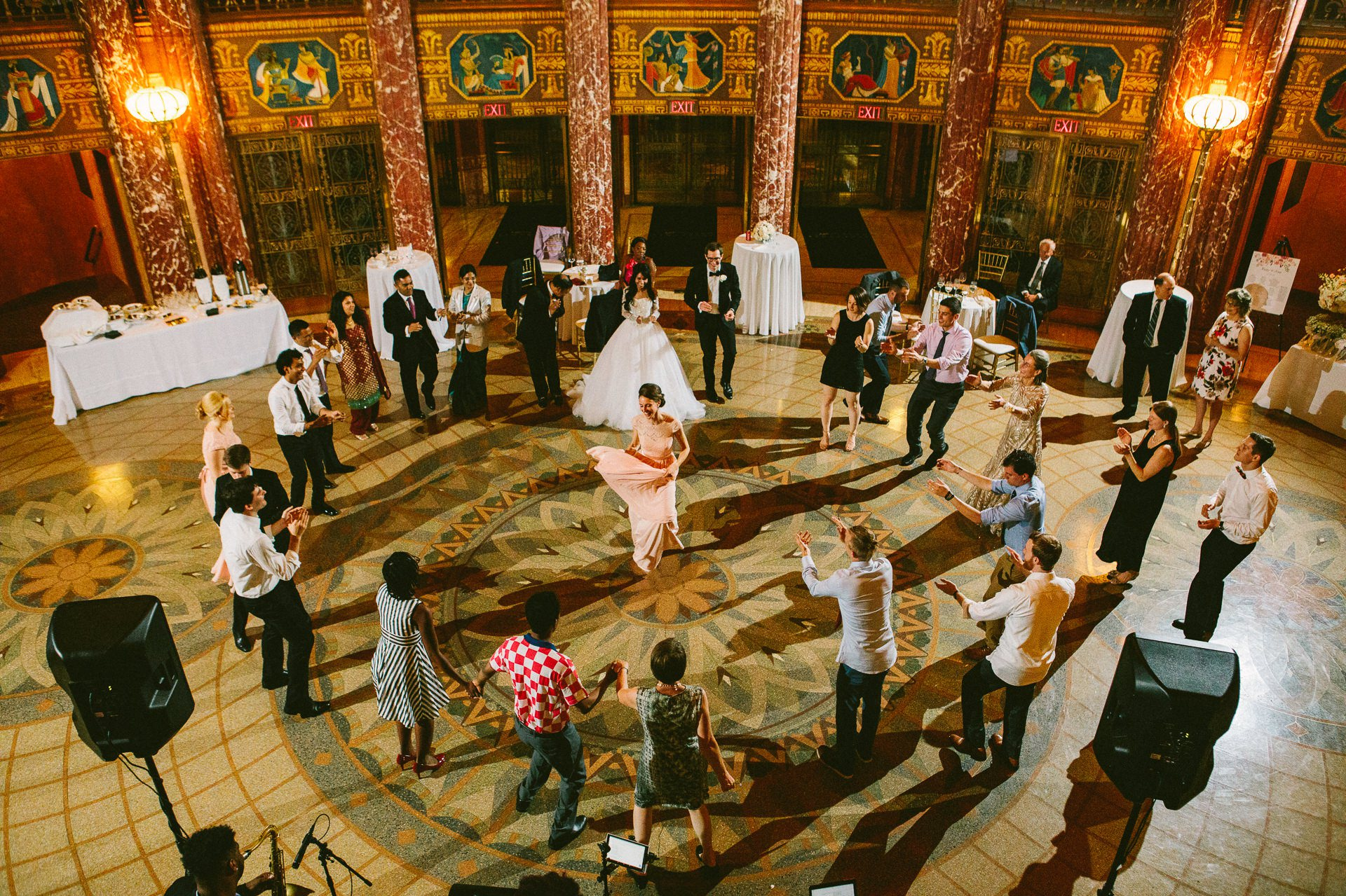 Severance Hall Wedding Photographer in Cleveland 61.jpg