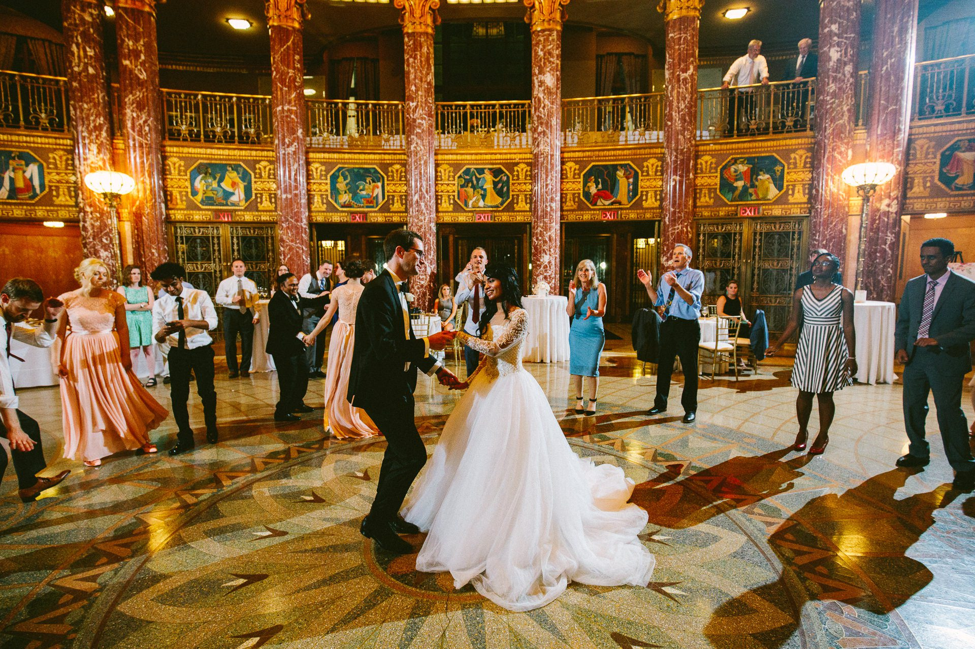 Severance Hall Wedding Photographer in Cleveland 63.jpg