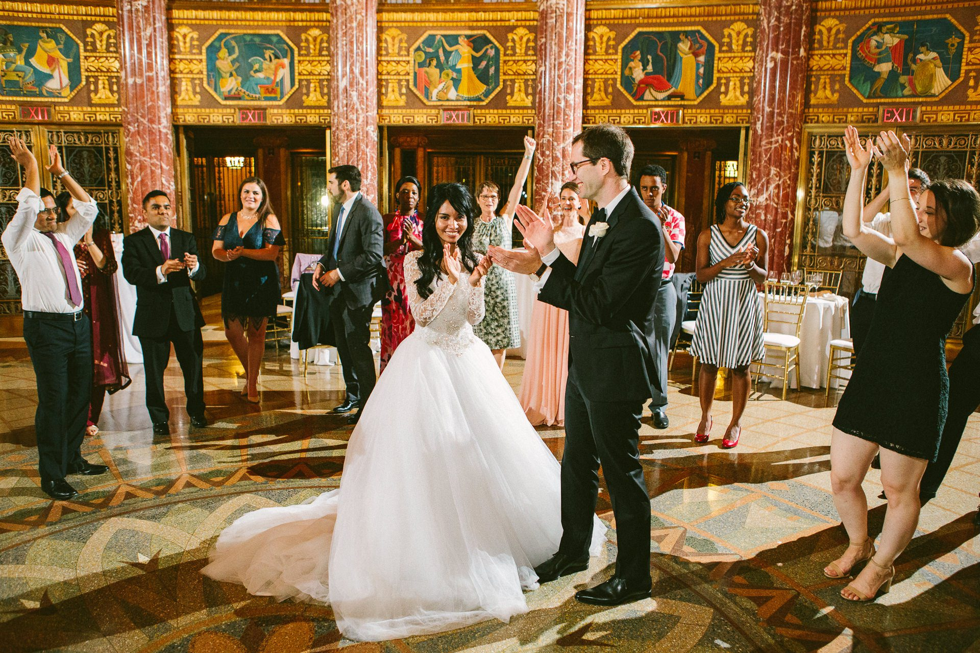 Severance Hall Wedding Photographer in Cleveland 65.jpg
