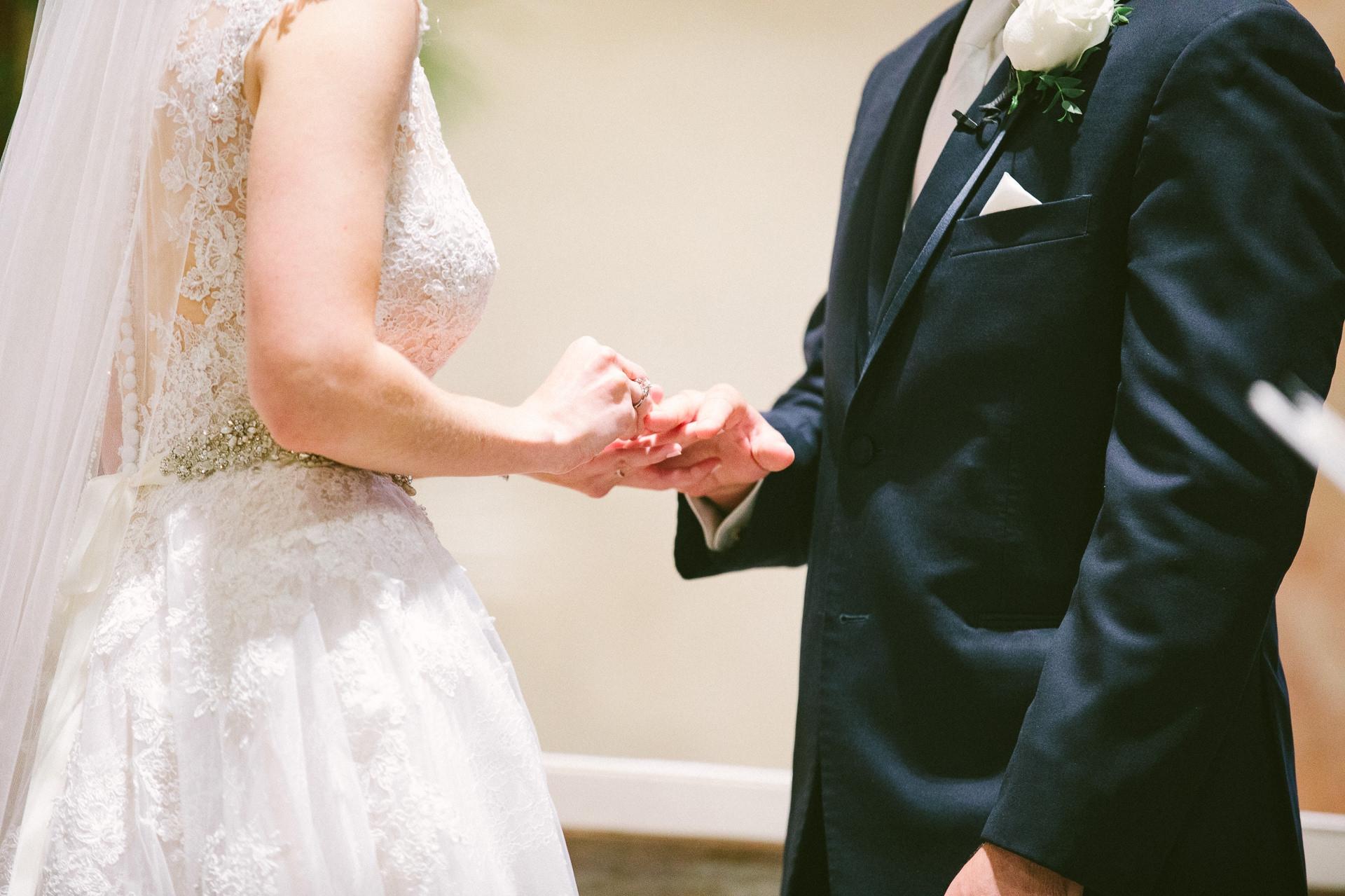 Intercontinental Hotel Wedding in Cleveland 1 32.jpg