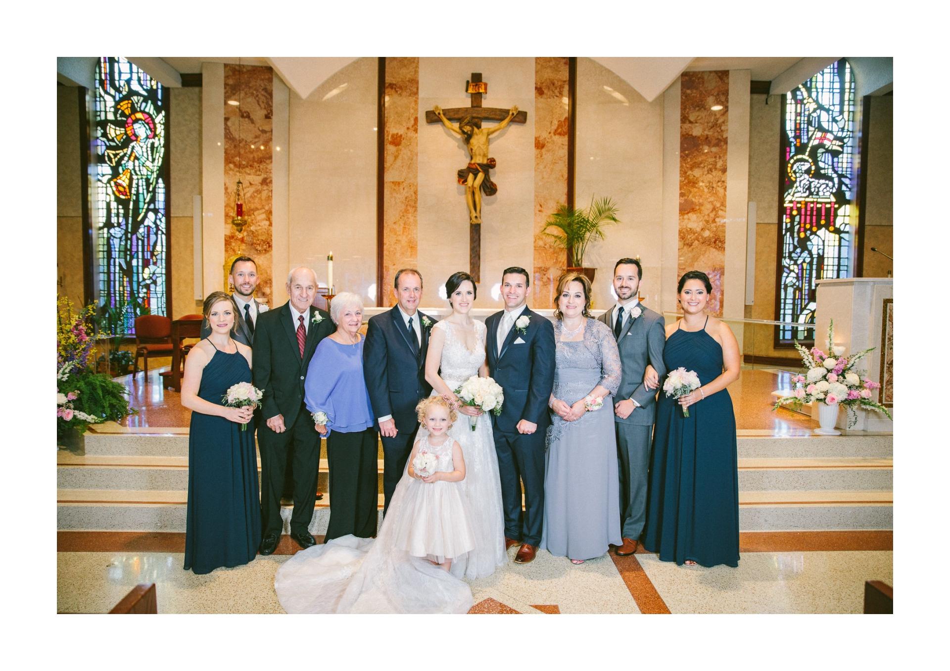 Intercontinental Hotel Wedding in Cleveland 1 40.jpg