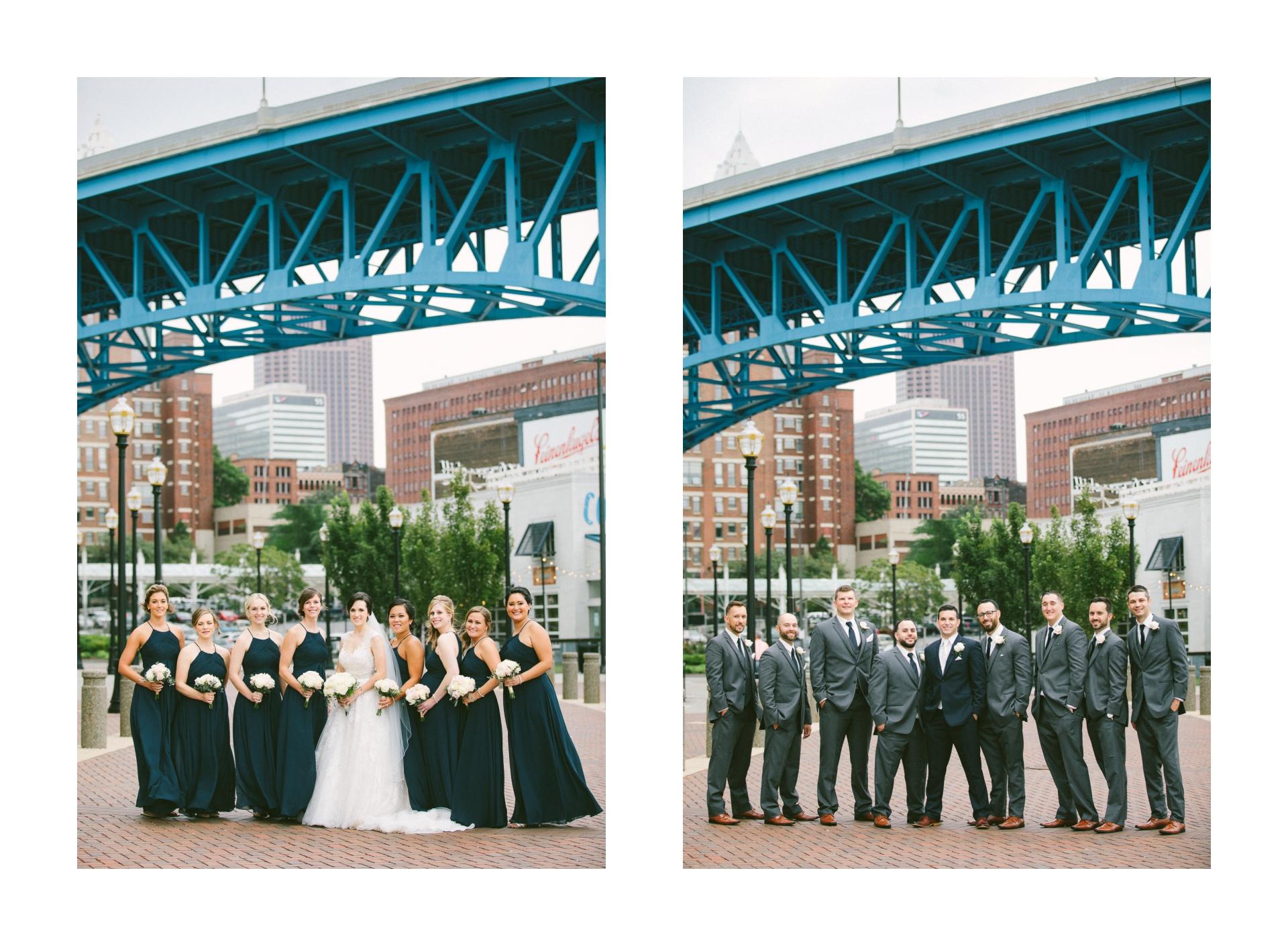 Intercontinental Hotel Wedding in Cleveland 2 23.jpg