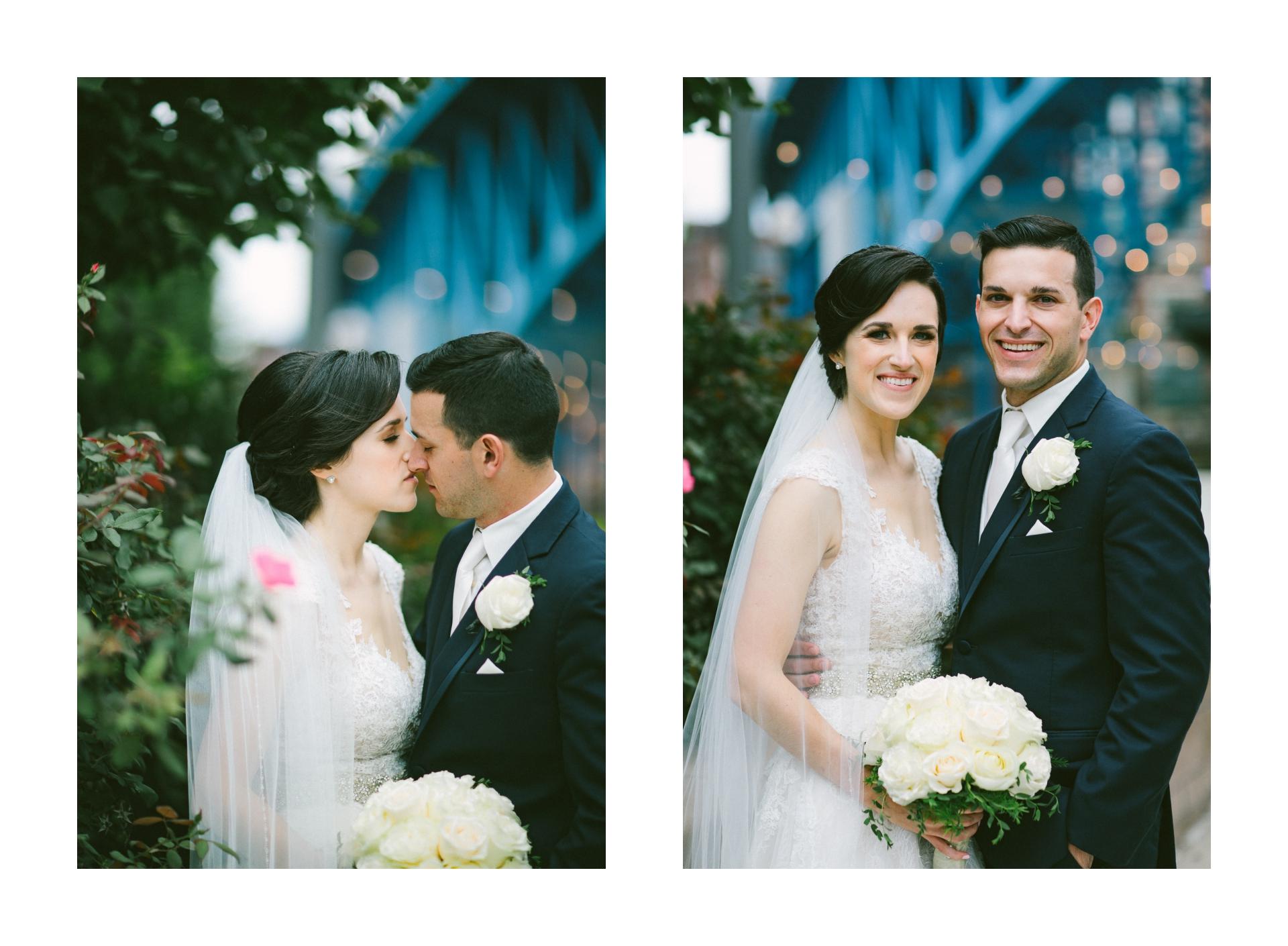 Intercontinental Hotel Wedding in Cleveland 2 25.jpg